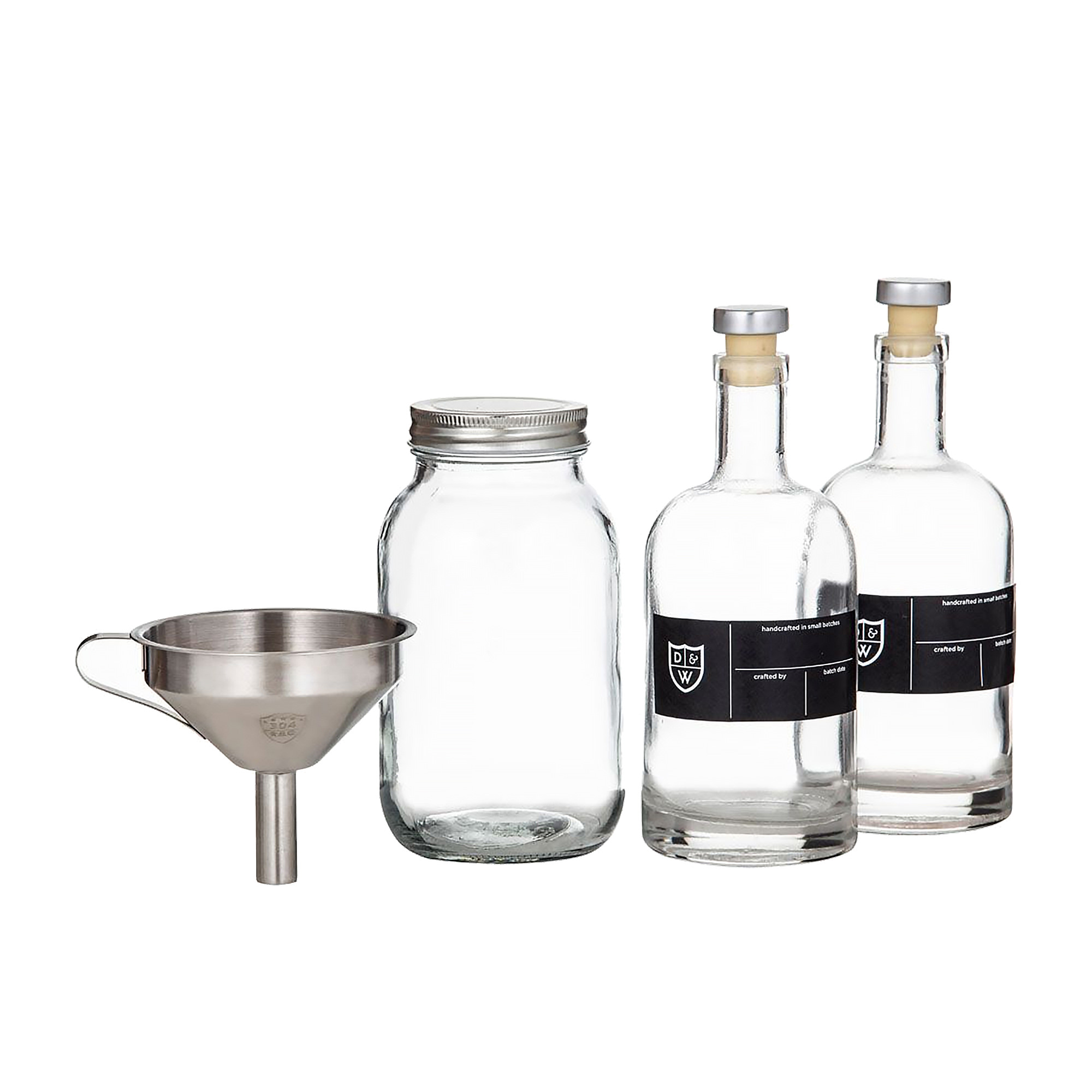 Davis & Waddell Homemade Co Gin Infusing Kit