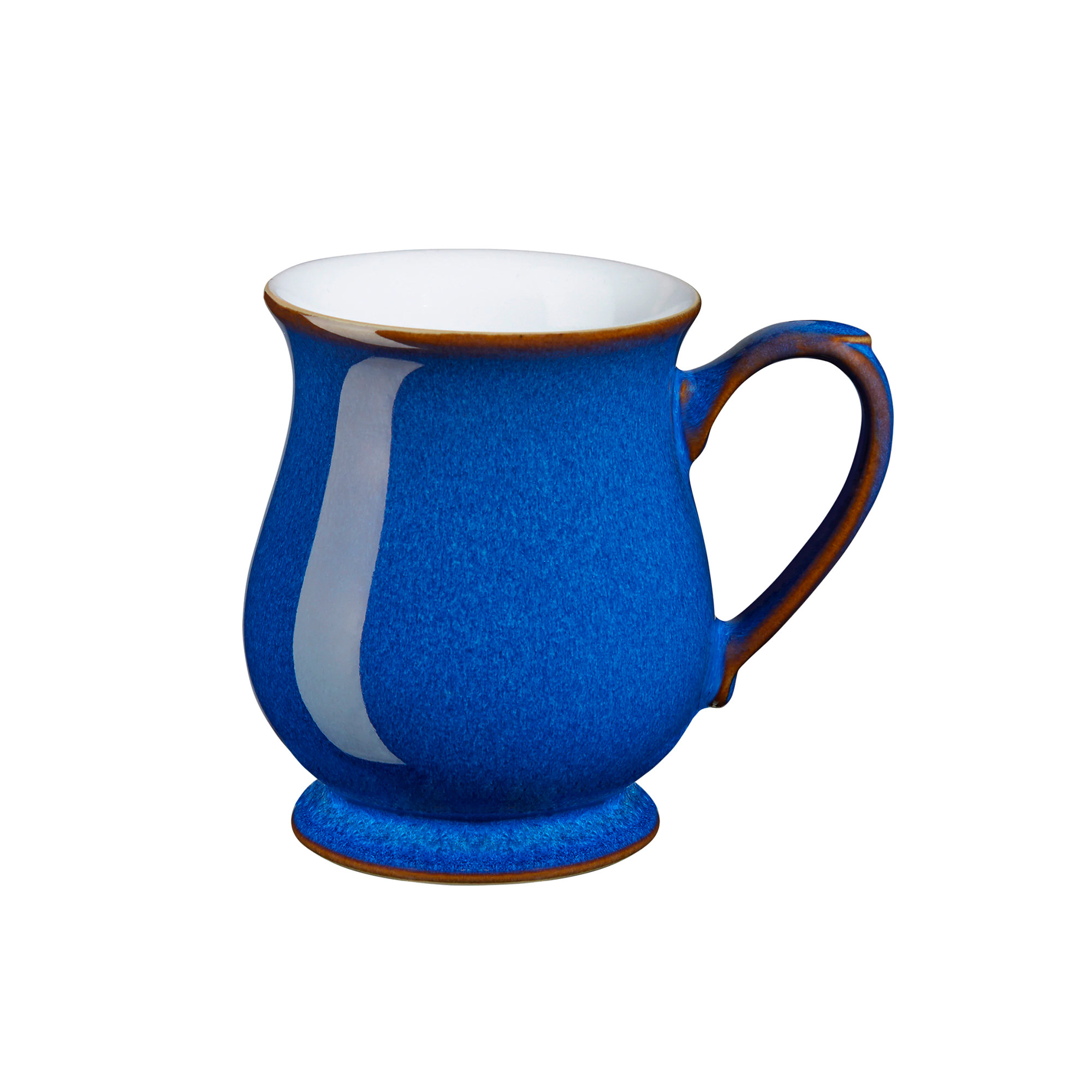 Denby Imperial Blue Craftsman's Mug 300ml