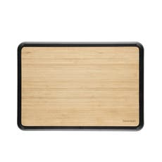 Dreamfarm Fledge Cutting <b>Board</b> 35.5x25cm <b>Bamboo</b>