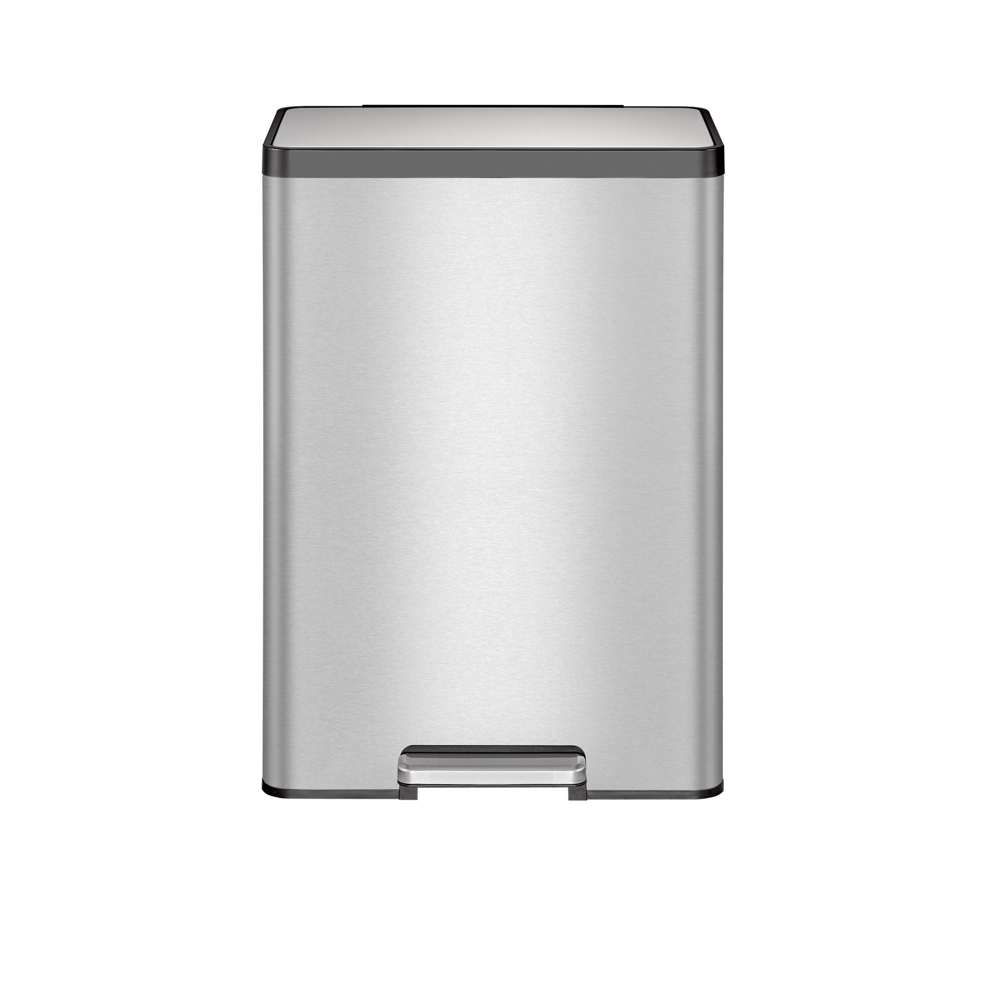 EKO EcoCasa II Step Can 20L+20L Stainless Steel