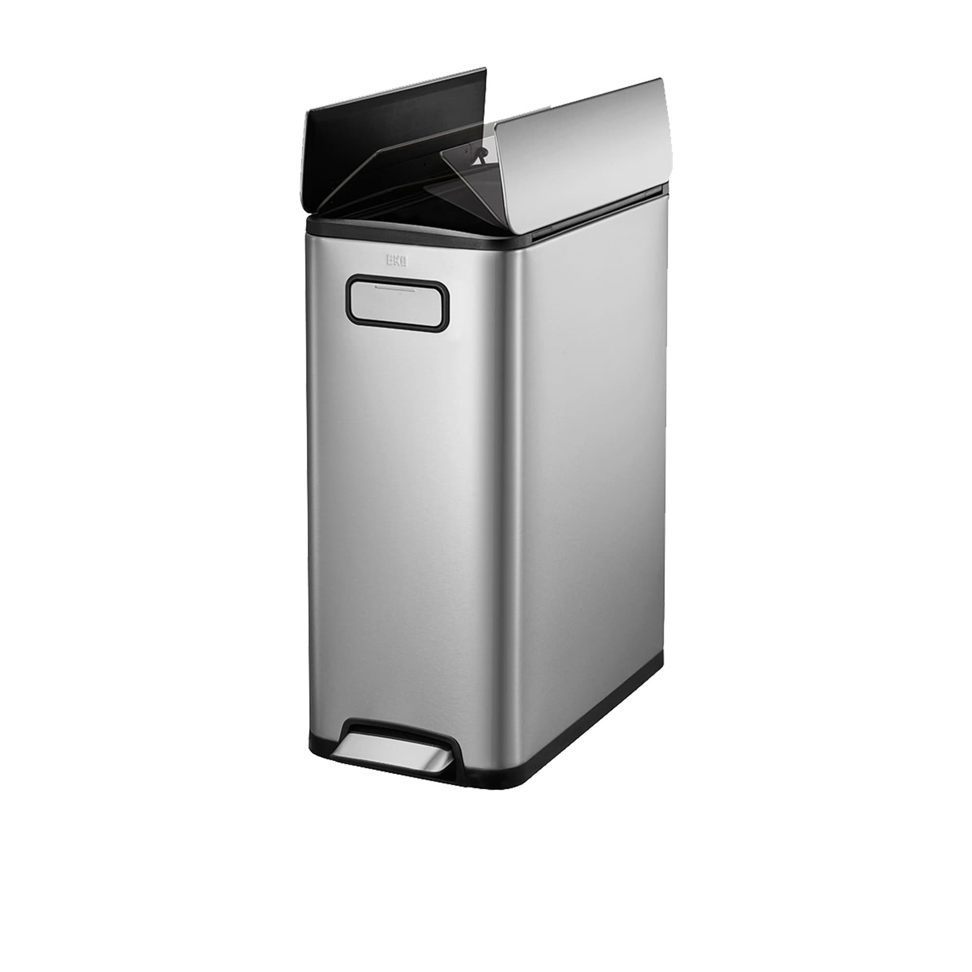 EKO Ecofly Stainless Steel Step Can 30L image #2