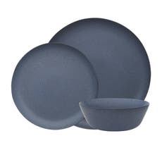 Ecology Malta 12pc <b>Dinner</b> Set Denim