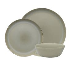 Ecology Malta 12pc <b>Dinner</b> Set Sage