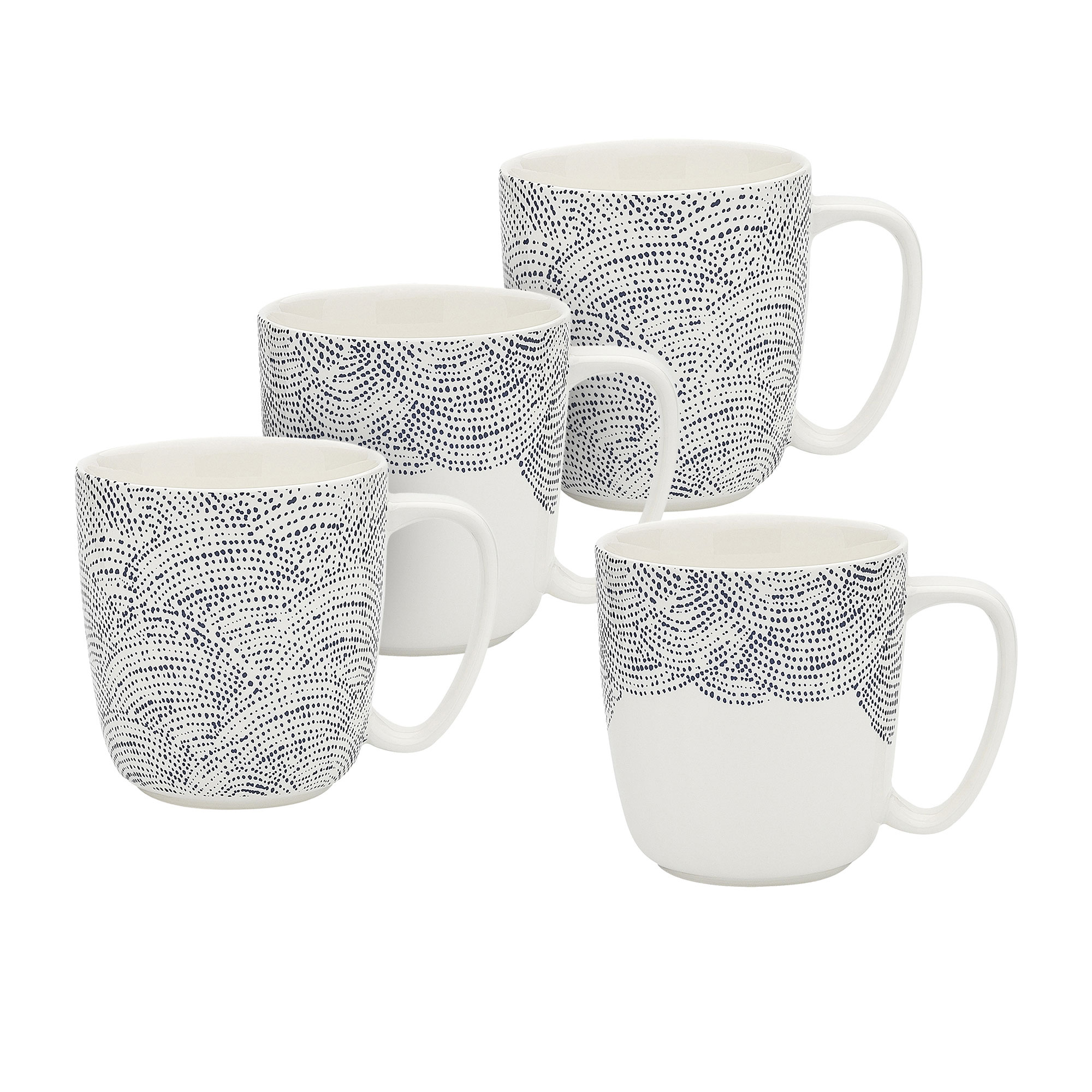 Ecology Mug Set 300ml Adriatic