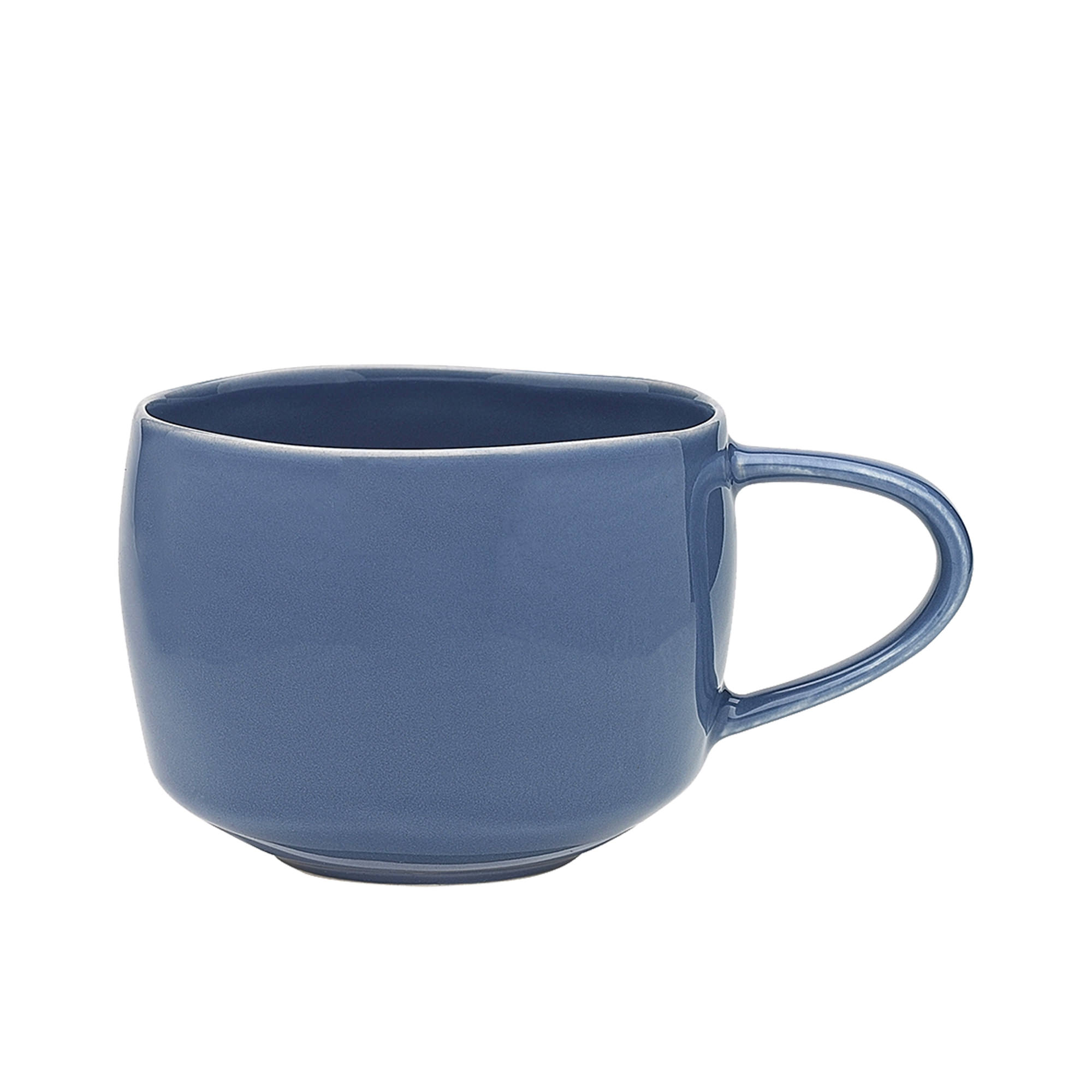 Ecology Pepa Mug 400ml Cobalt