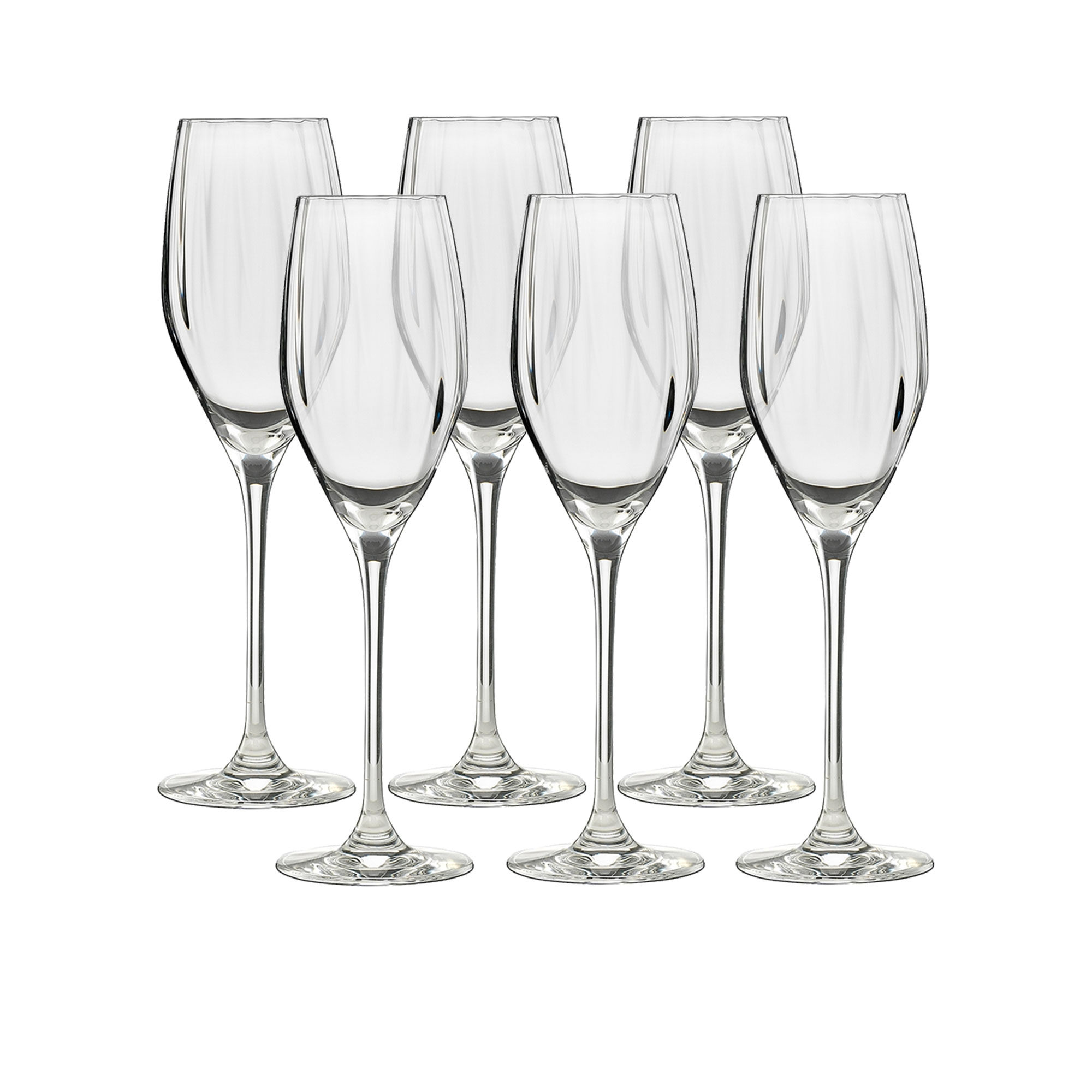 Ecology Twill 6pc Prosecco Set 170ml