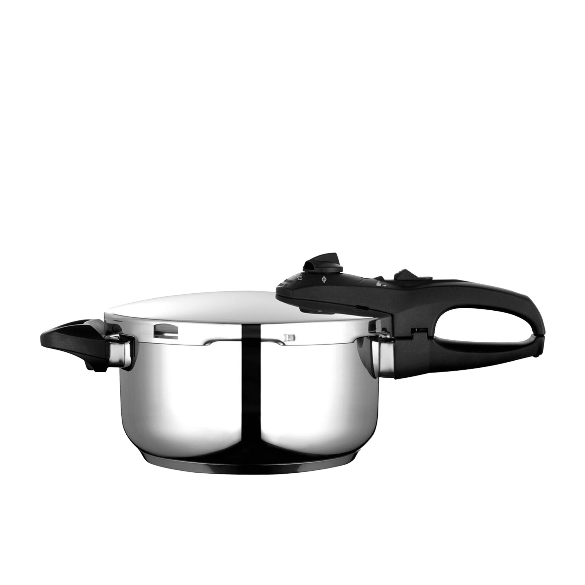 Fagor Duo Stainless Steel Pressure Cooker 4L