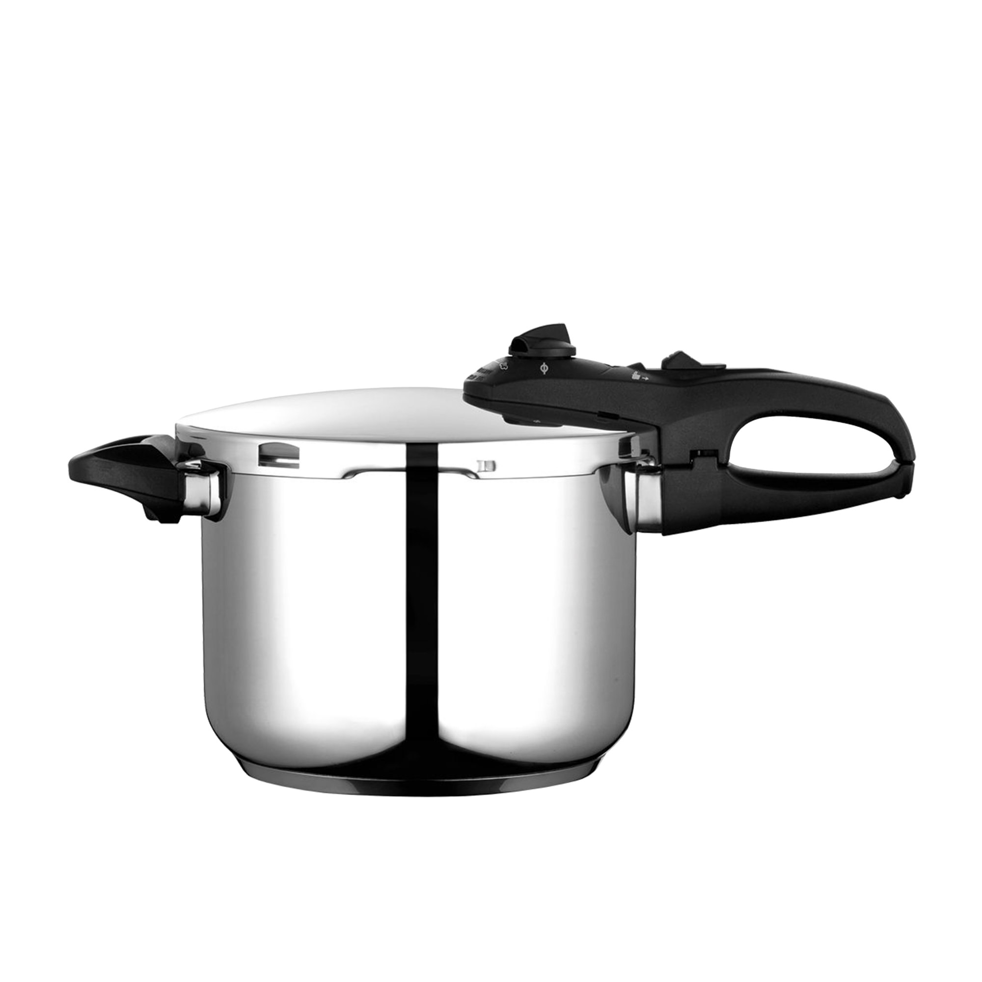 Fagor Duo Stainless Steel Pressure Cooker 6L