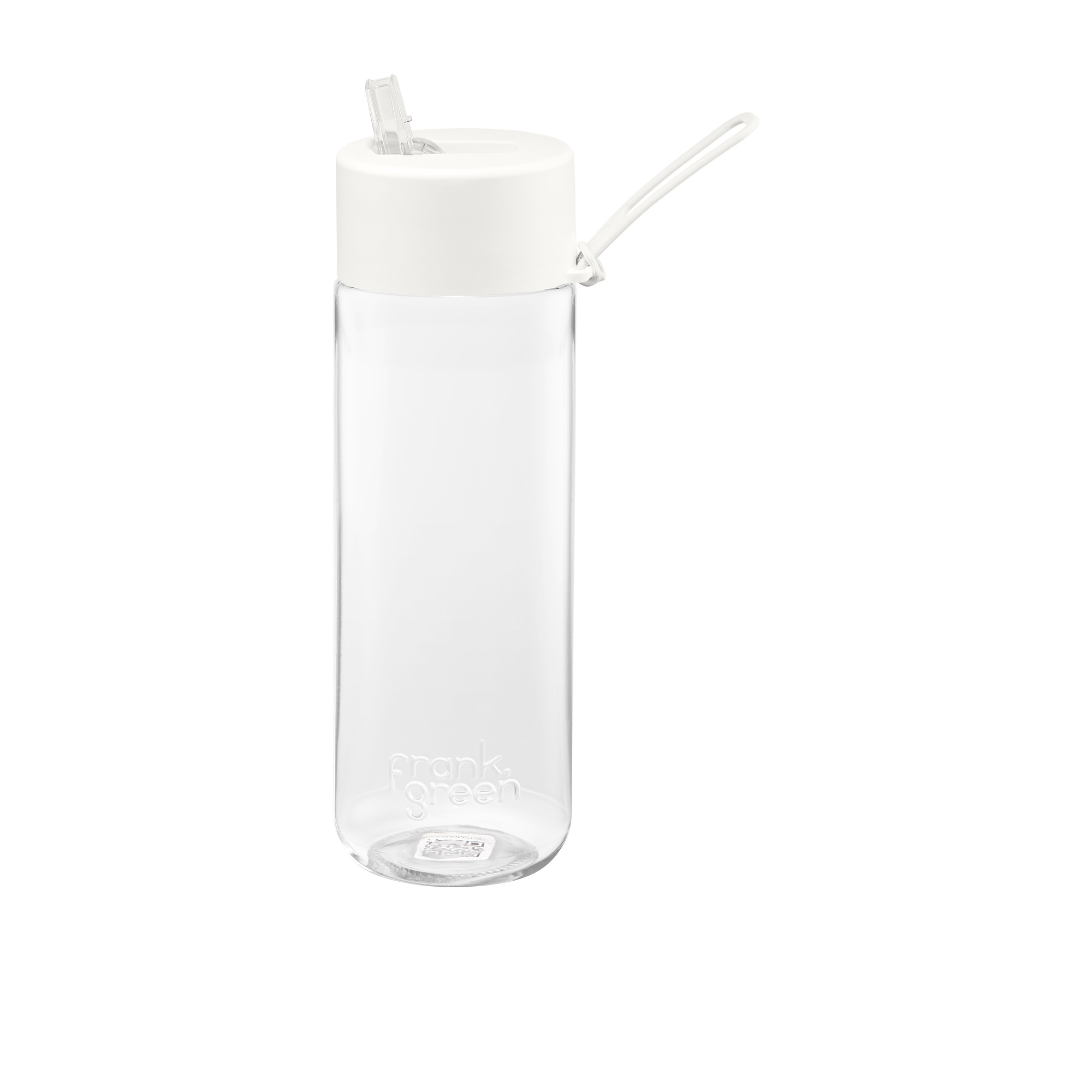 Frank Green Original Reusable Bottle with Straw 740ml (25oz) Cloud