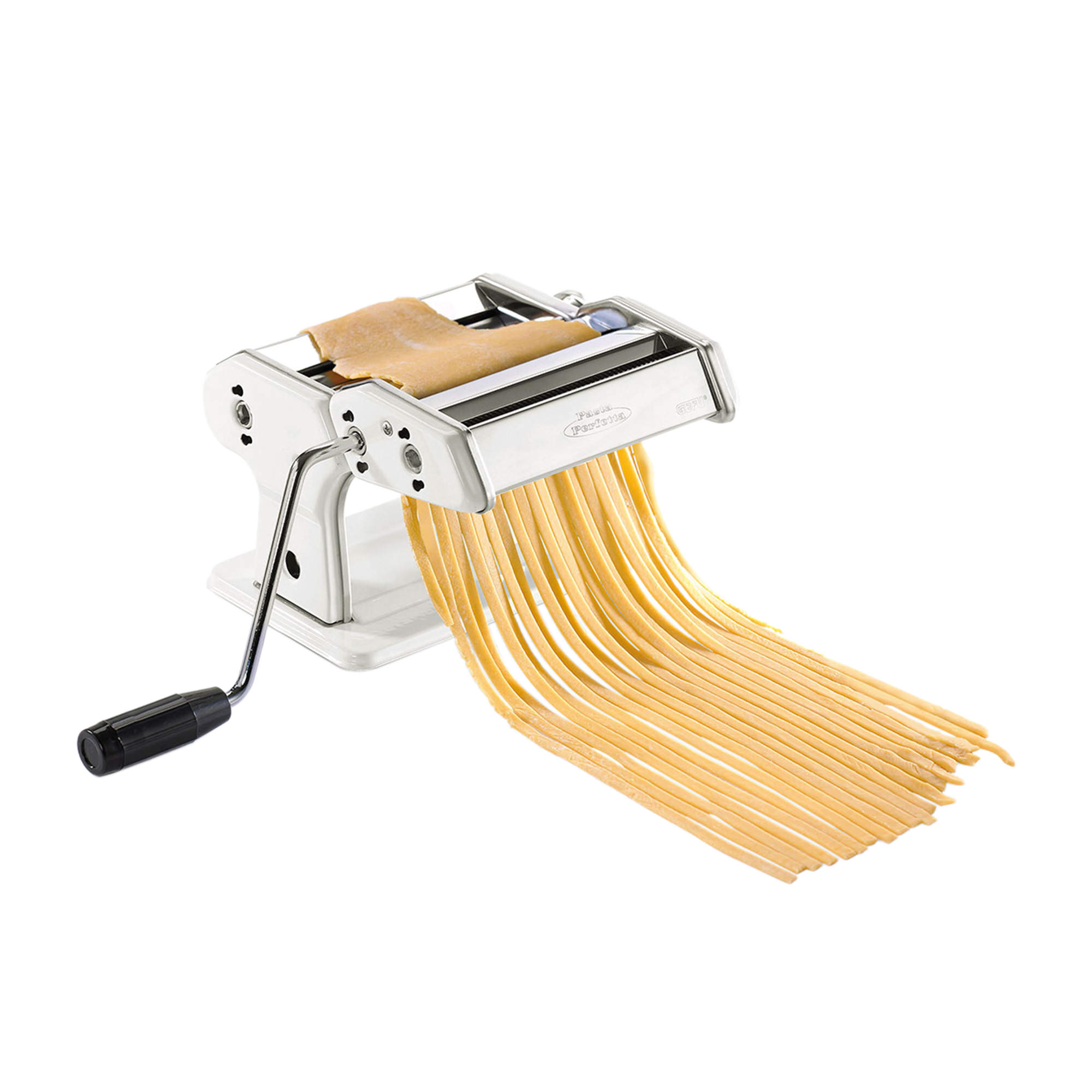 Gefu Perfetta Pasta Machine White