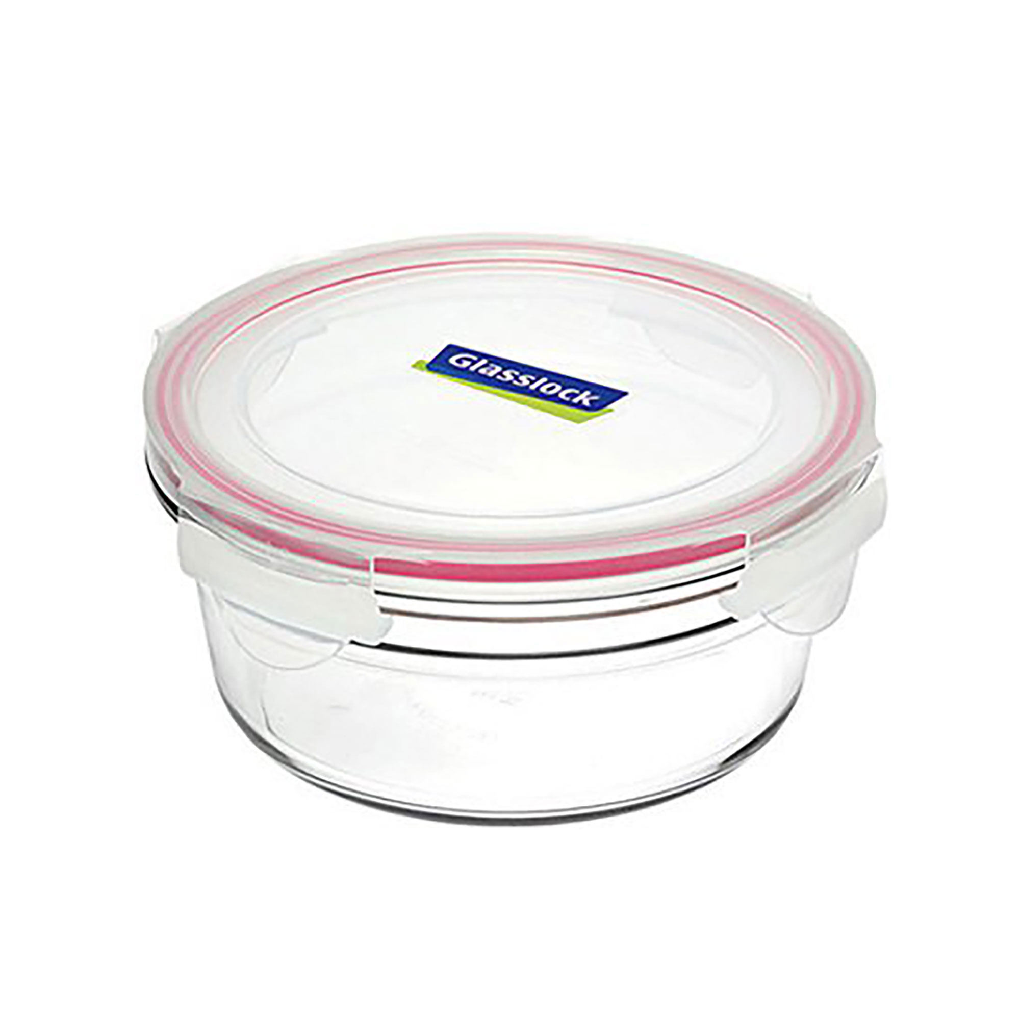 Glasslock Oven Safe Round Container 850ml