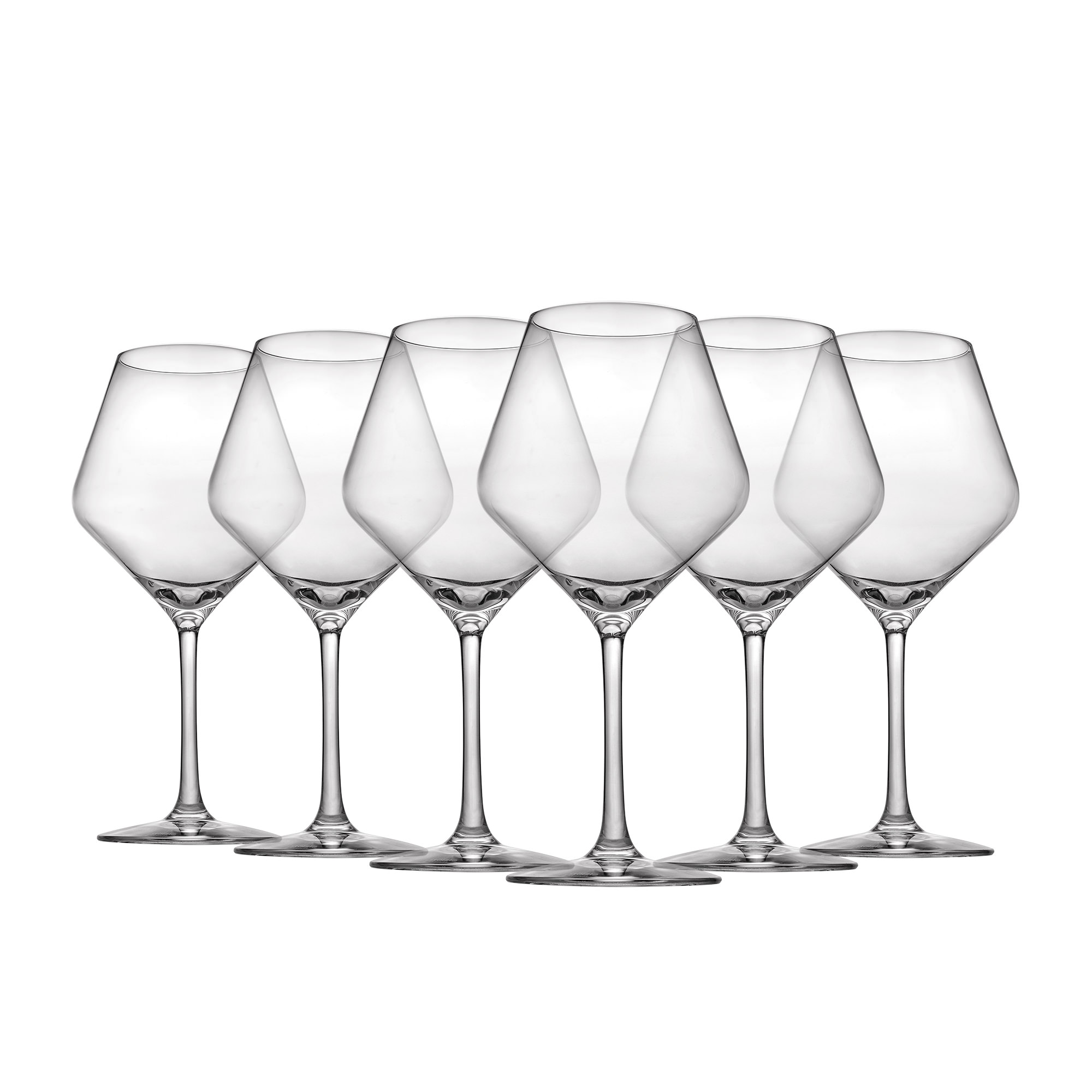 Noritake IVV Tasting Hour 6pc Pinot Glass Set 545ml