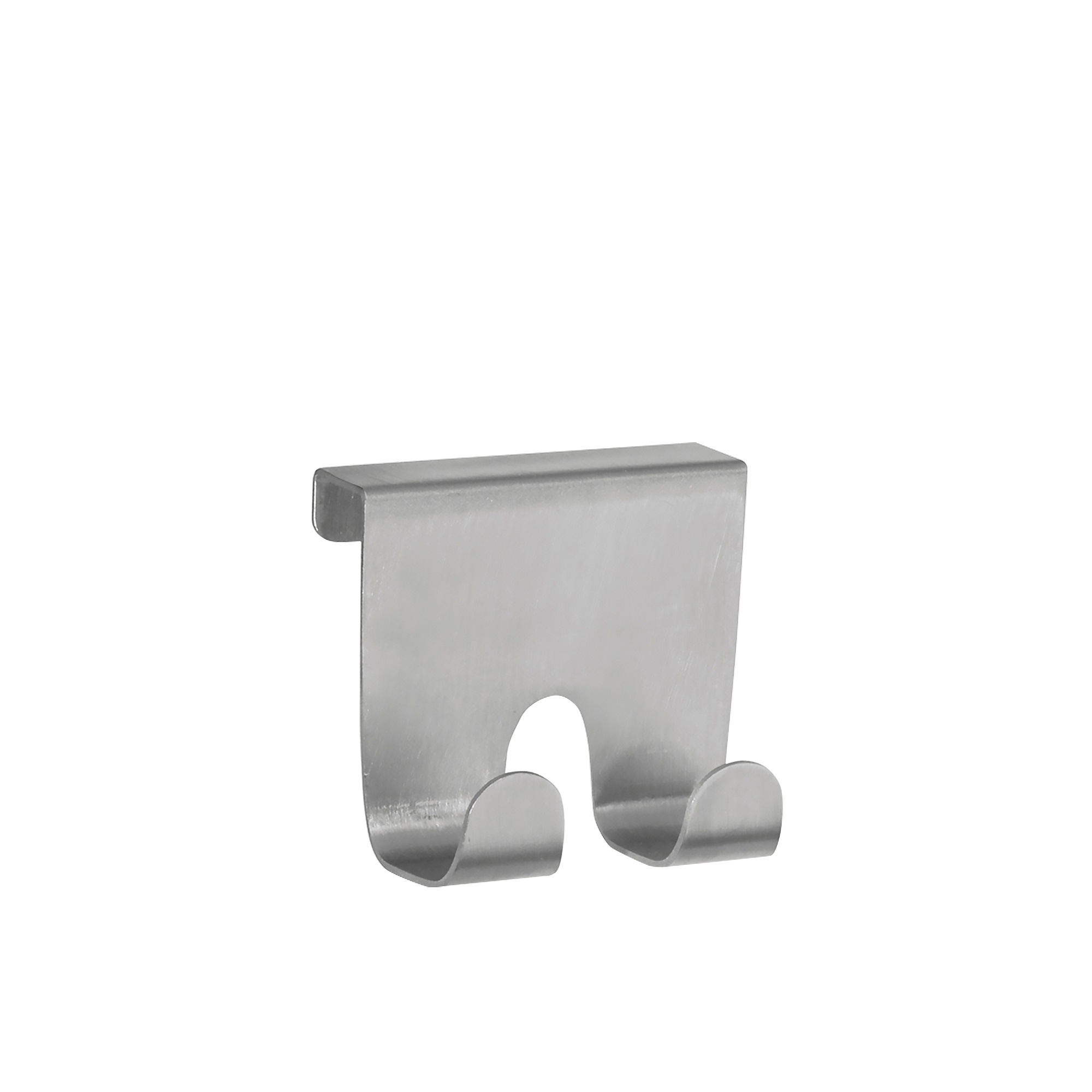 Interdesign Forma Over The Cabinet Double Hook 7x5x6cm Steel
