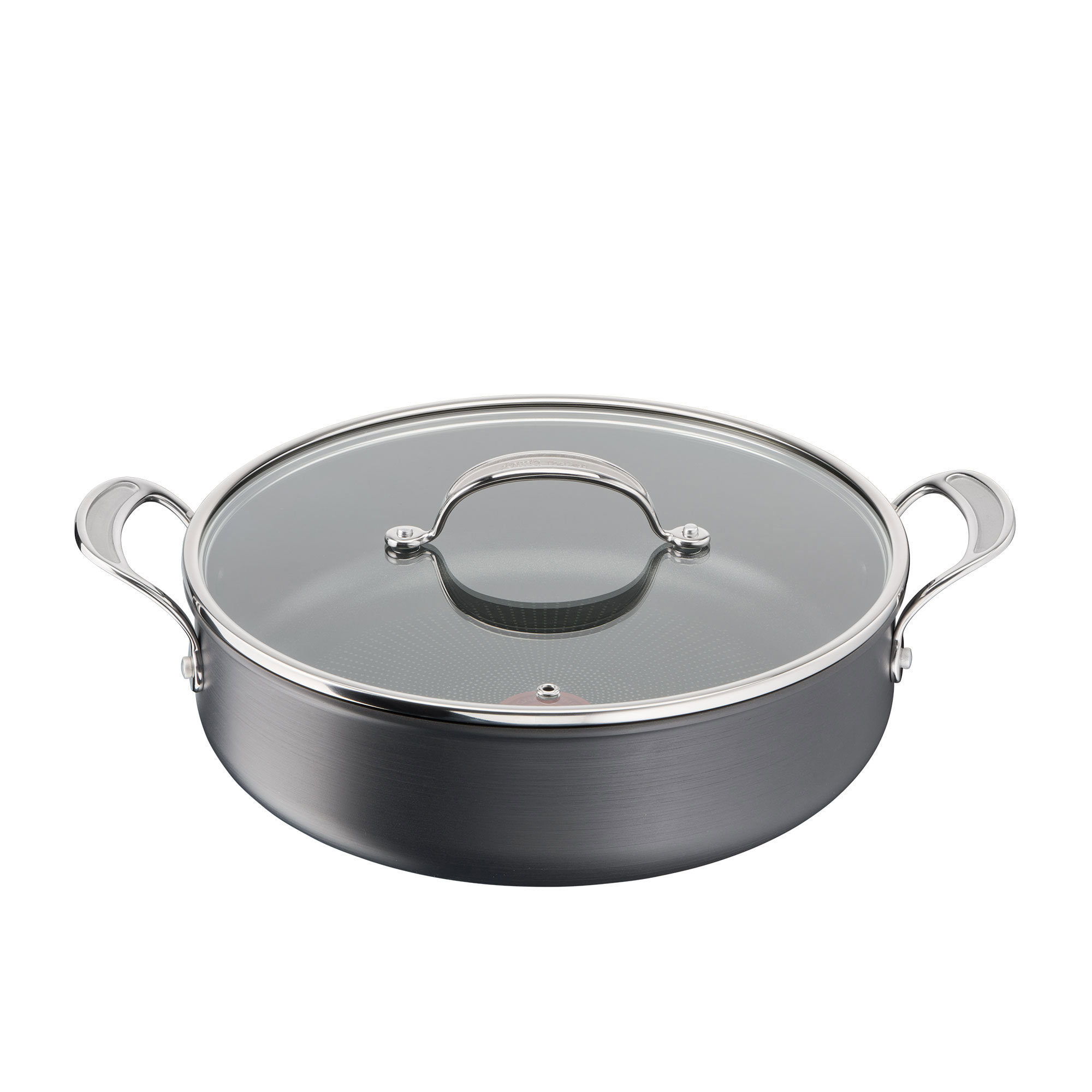 Jamie Oliver Cook's Classic Hard Anodised Induction Shallow Pan 30cm