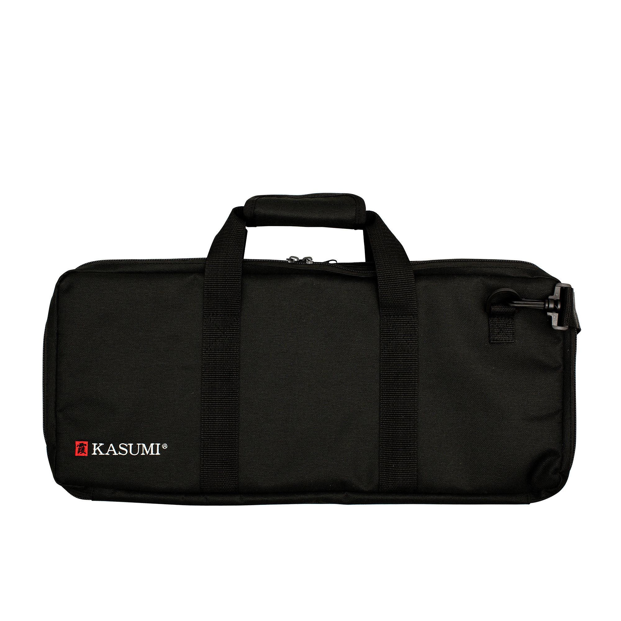 Kasumi Knife Roll 18 Pocket Black