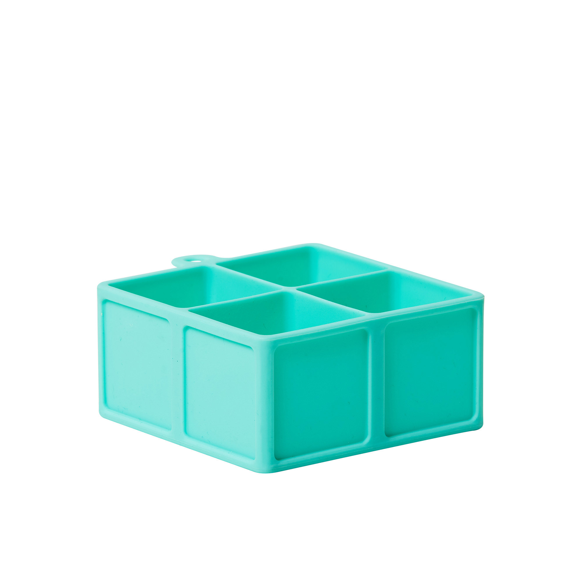 Kitchen Pro 4 Cube Jumbo Silicone Ice Tray