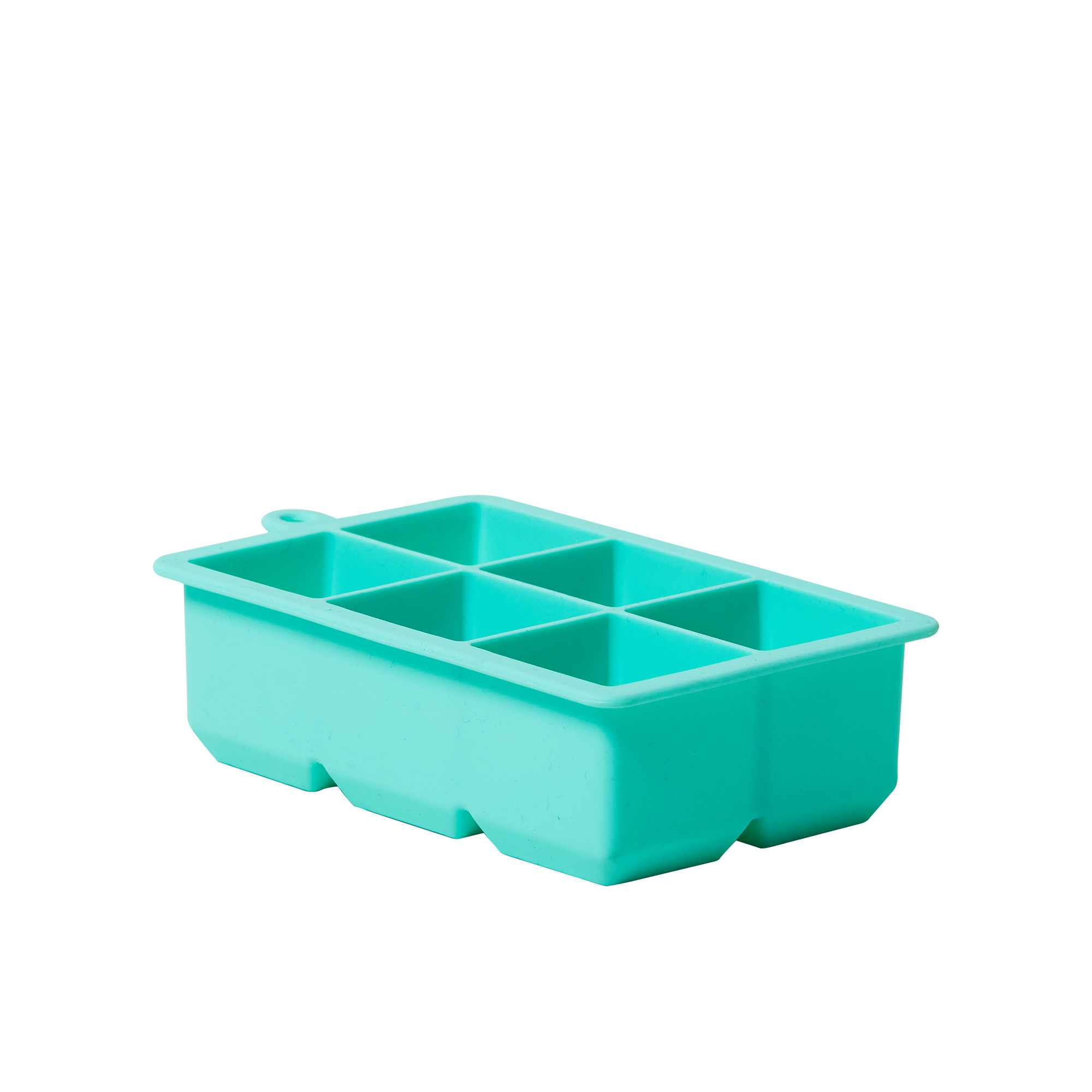 Kitchen Pro 6 Cube Jumbo Silicone Ice Tray