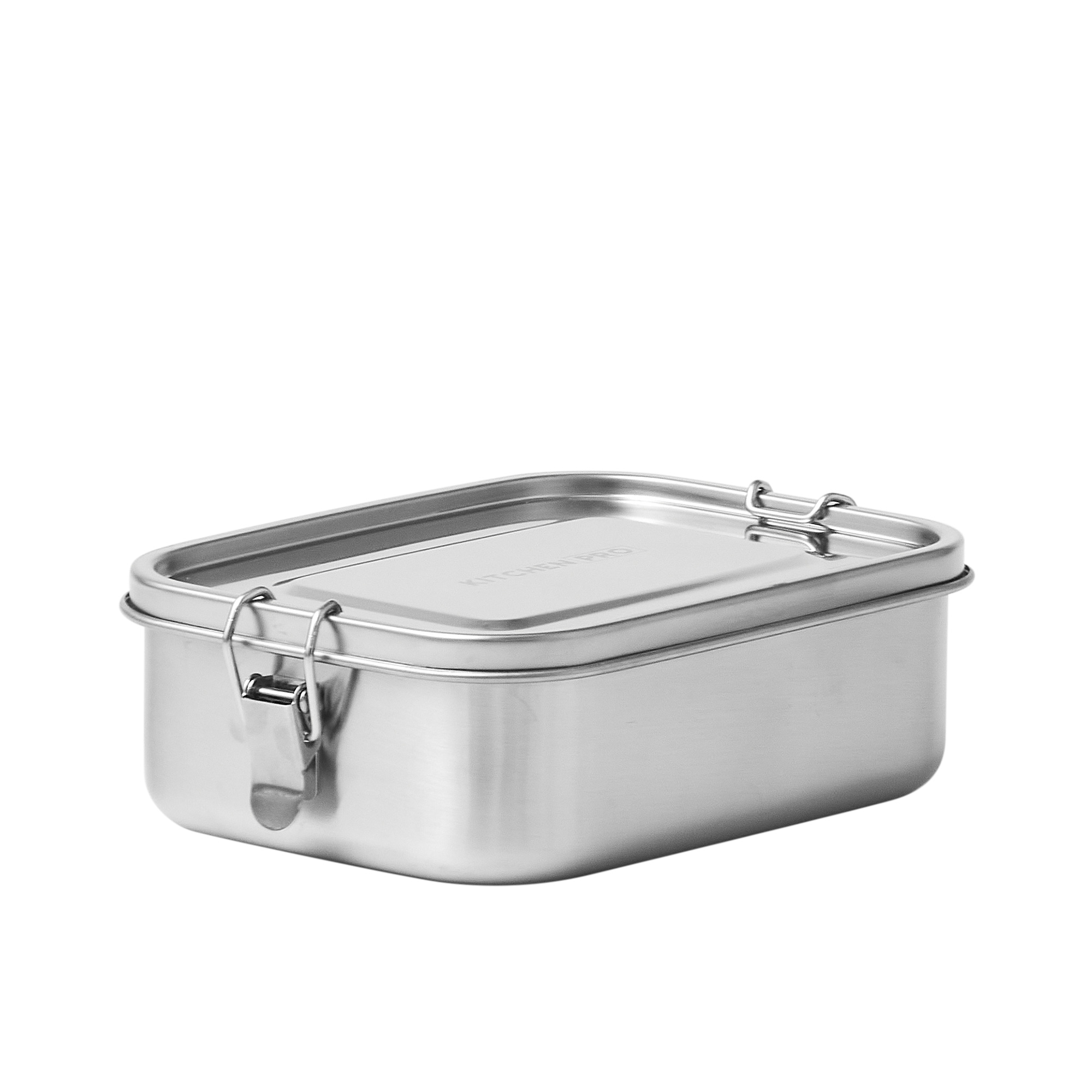 Kitchen Pro Bento Stainless Steel Lunch Box 1.2L