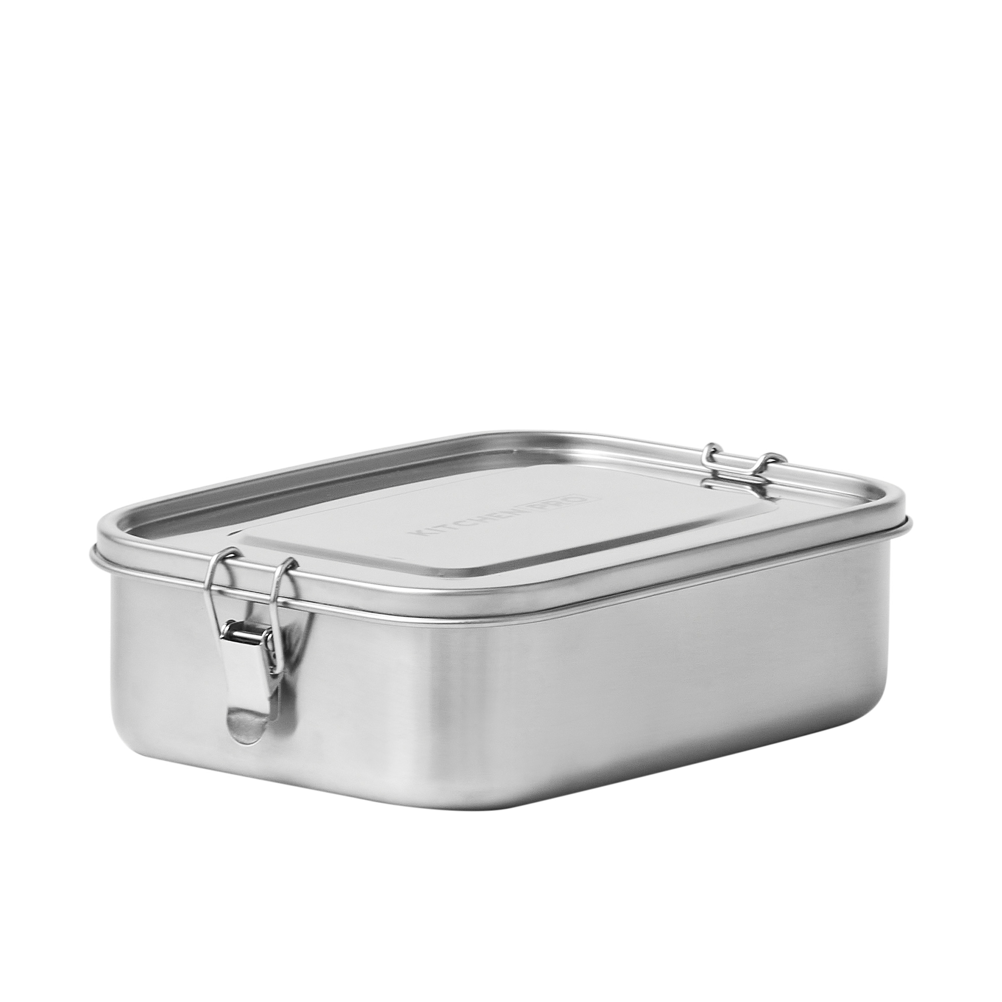 Kitchen Pro Bento Stainless Steel Lunch Box 1.8L