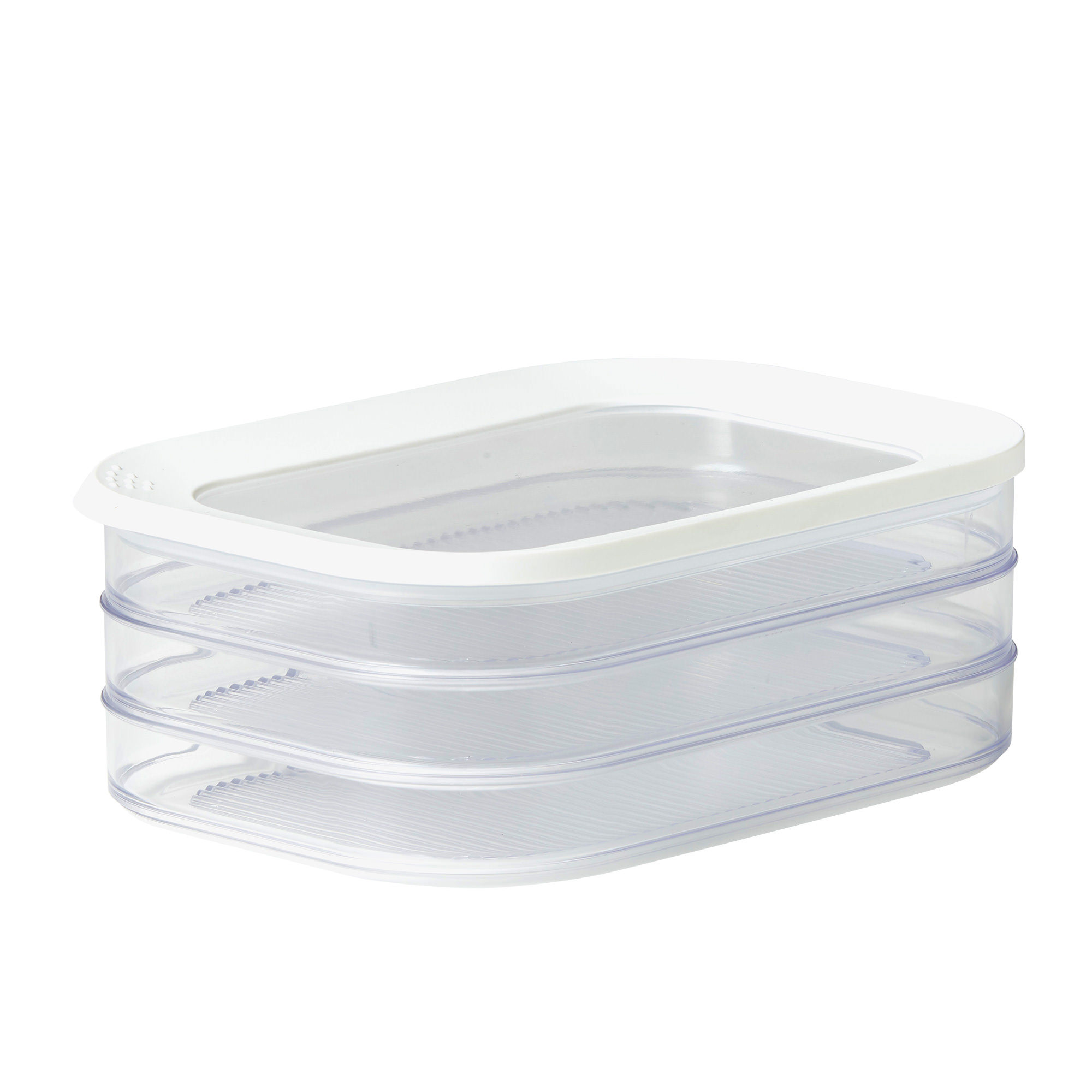 Kitchen Pro Fresh Stackable Container Set of 3