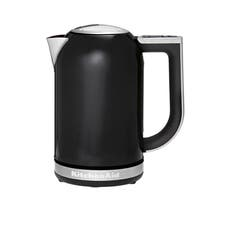 KitchenAid <b>Artisan</b> KEK1835 Electric Kettle 1.7L Onyx Black