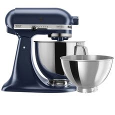 <b>KitchenAid</b> Matte Luxe Artisan KSM160 Stand Mixer Ink Blue