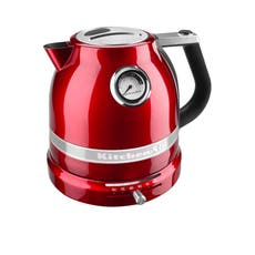 KitchenAid Pro Line Electric <b>Kettle</b> 1.5L Candy Apple Red