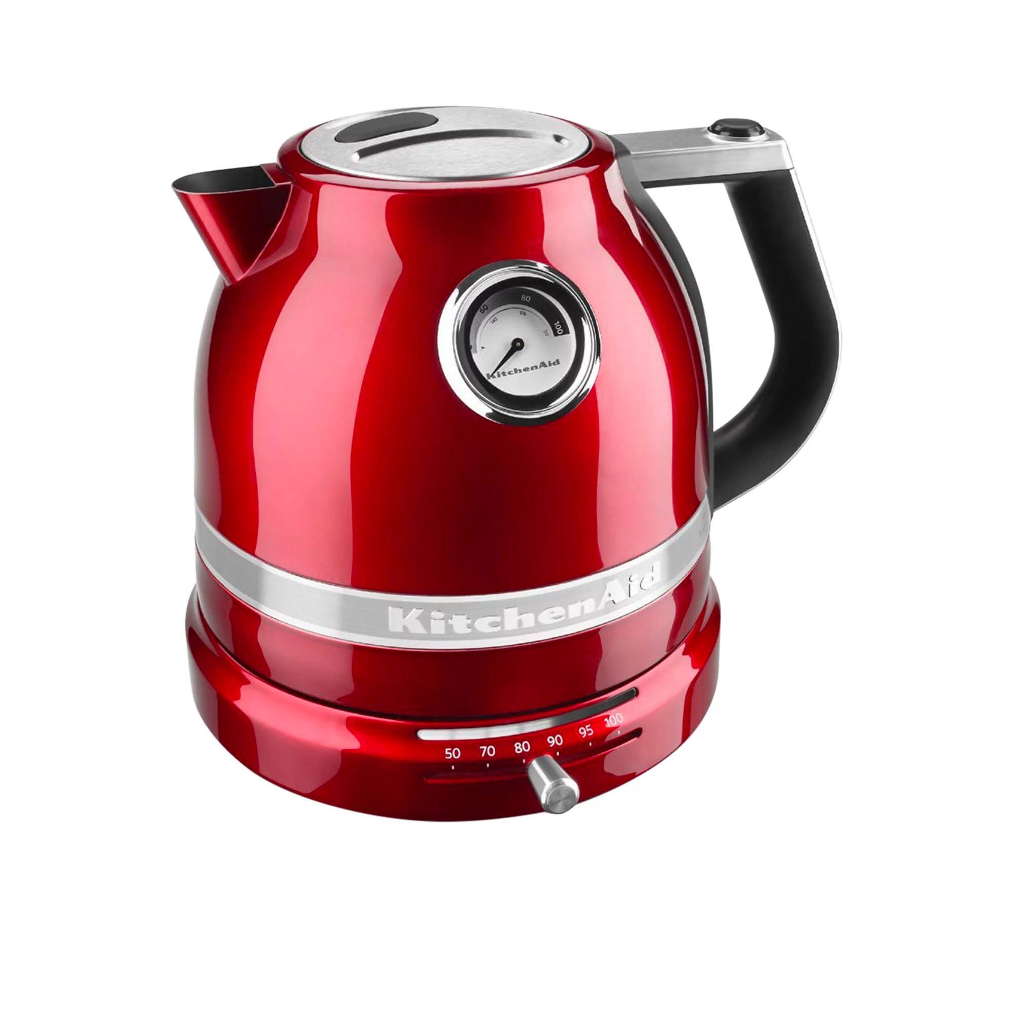 KitchenAid Pro Line Electric Kettle 1.5L Candy Apple Red