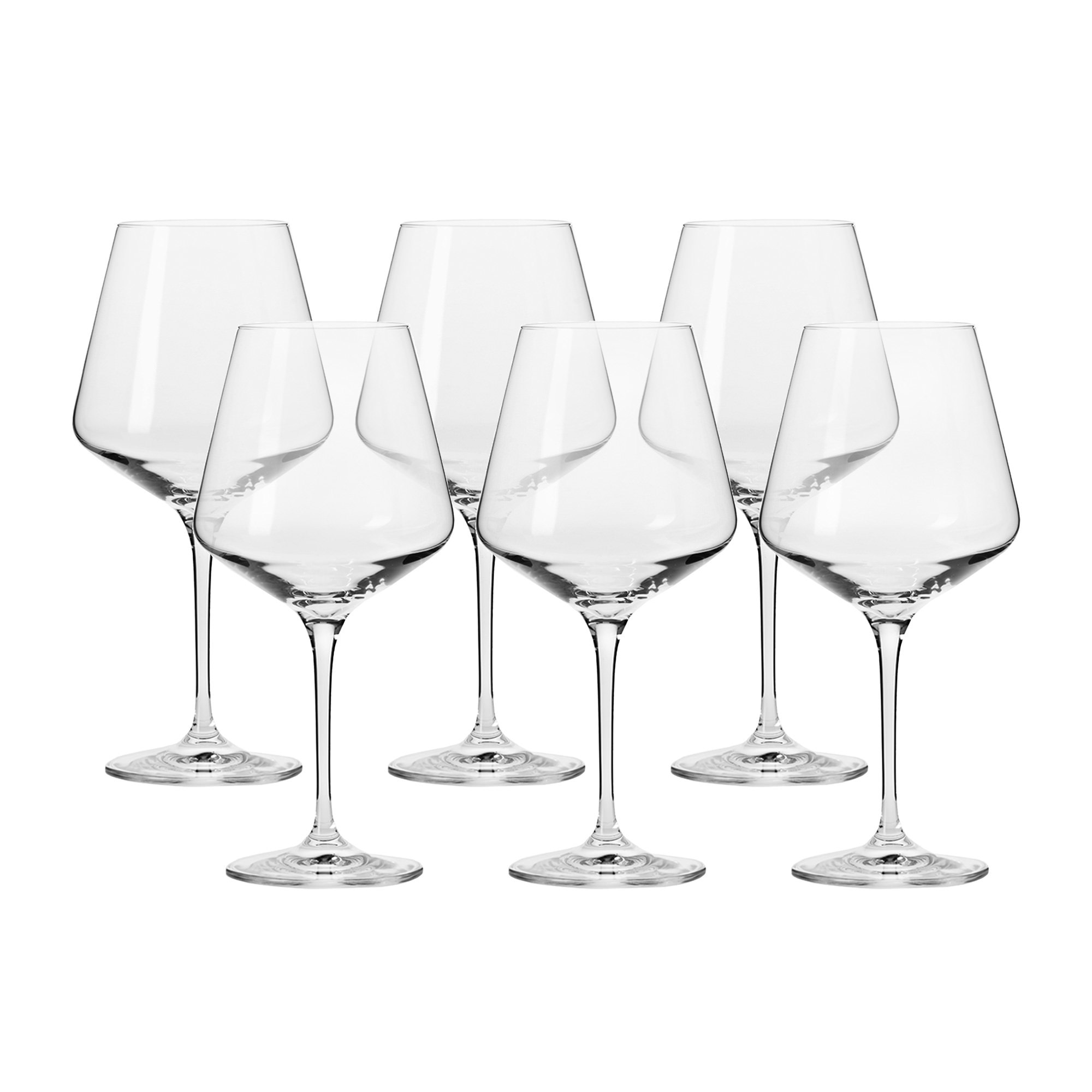 Krosno Avant Garde Wine Glass 460ml Set of 6