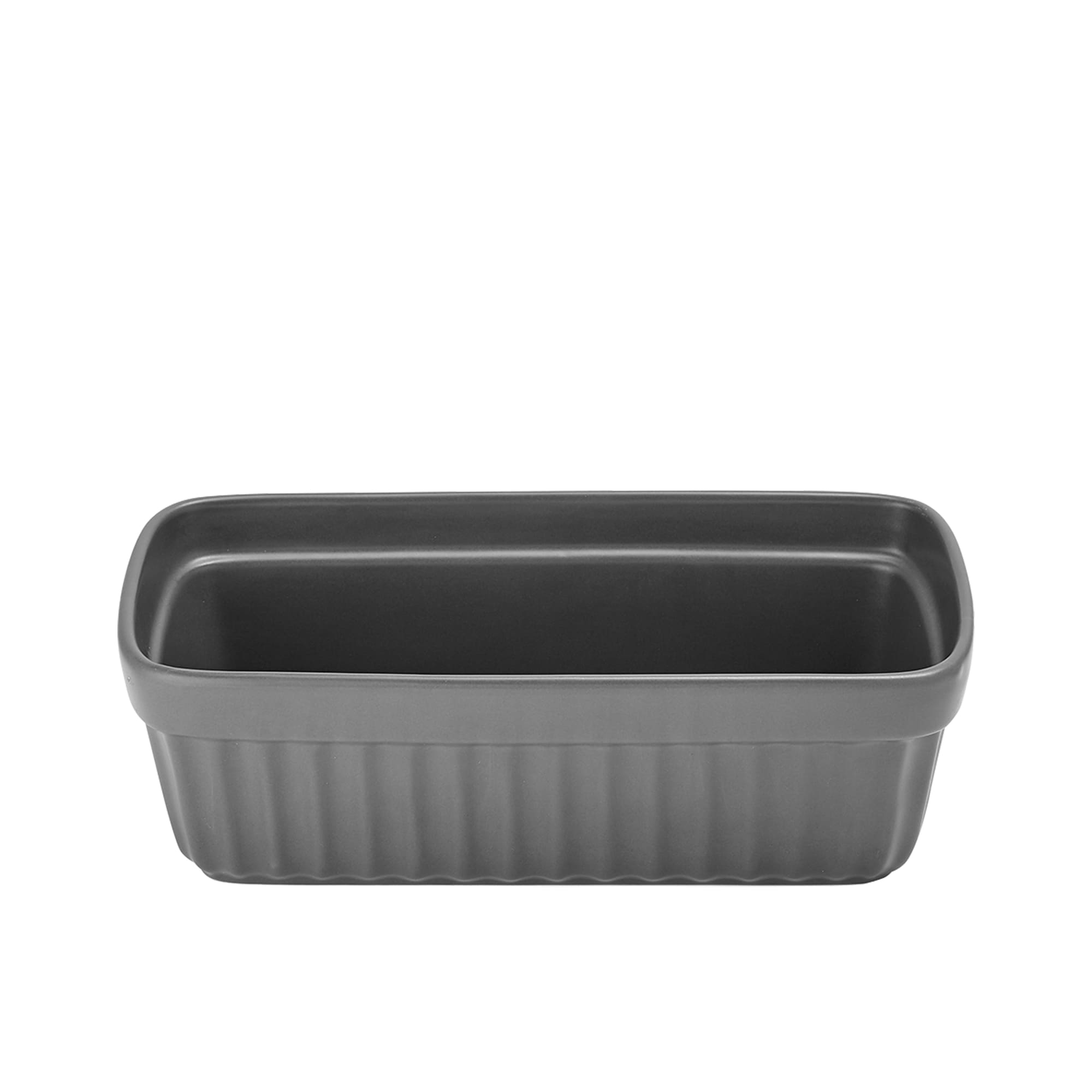 Ladelle Abode Loaf Baking Dish 26x14x9cm Charcoal
