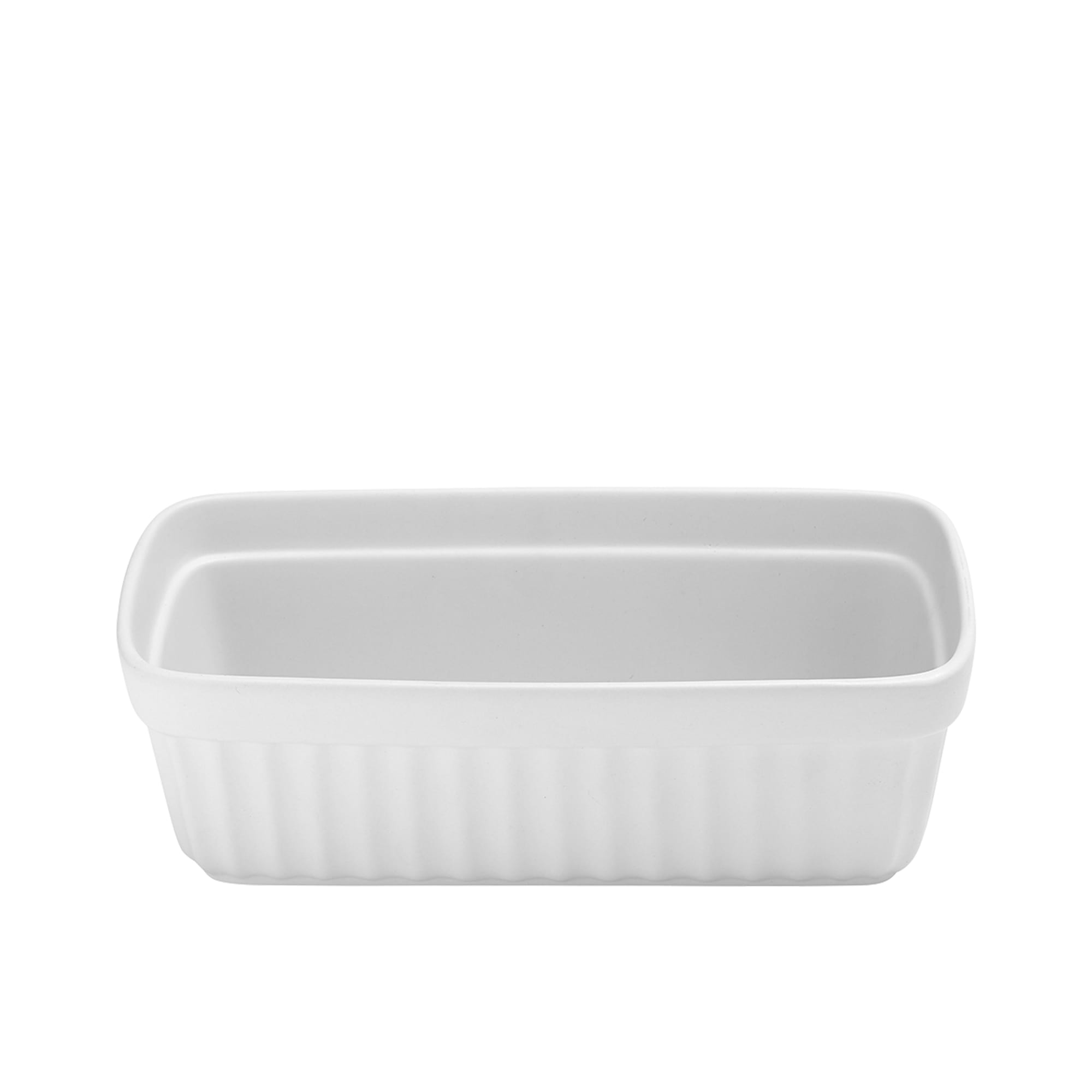 Ladelle Abode Loaf Baking Dish 26x14x9cm White