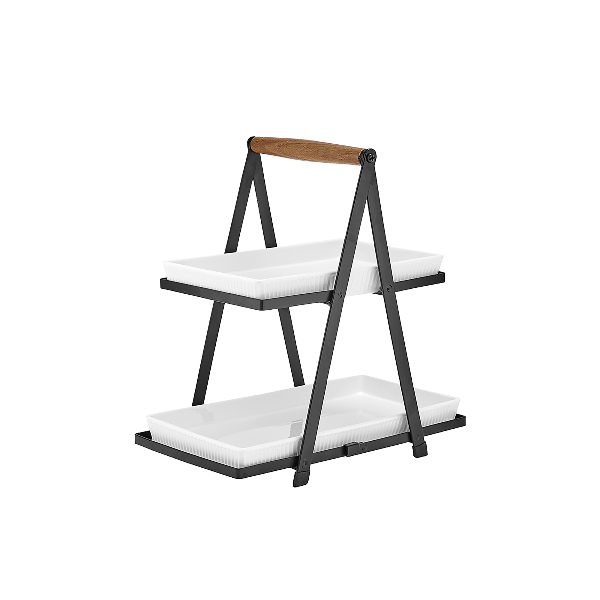 Ladelle Classica 2 Tier Serving Tower