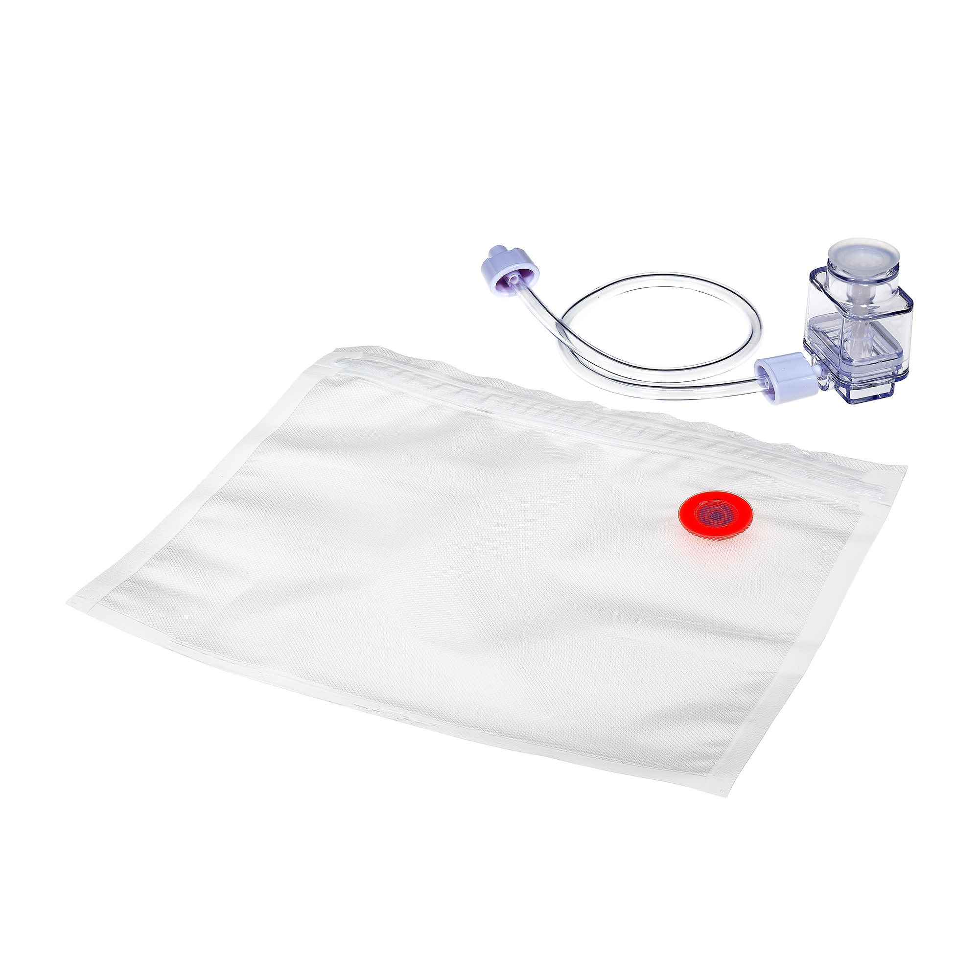 Laica Reusable Vacuum Bags & Suction Kit 3pk