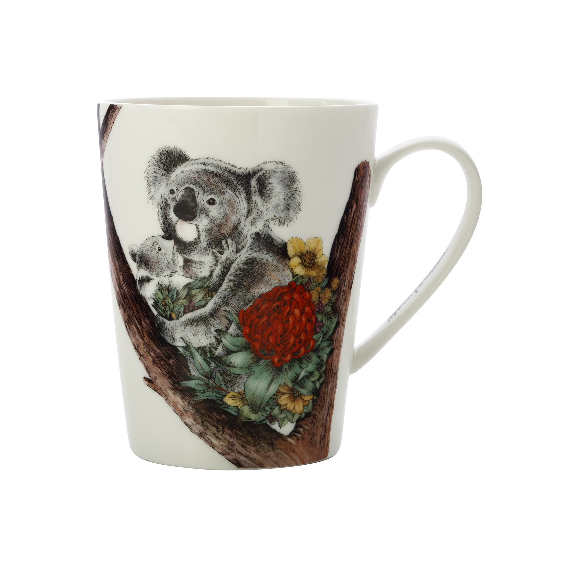 Maxwell & Williams Marini Ferlazzo Australian Families Tall Mug 450ml Koala