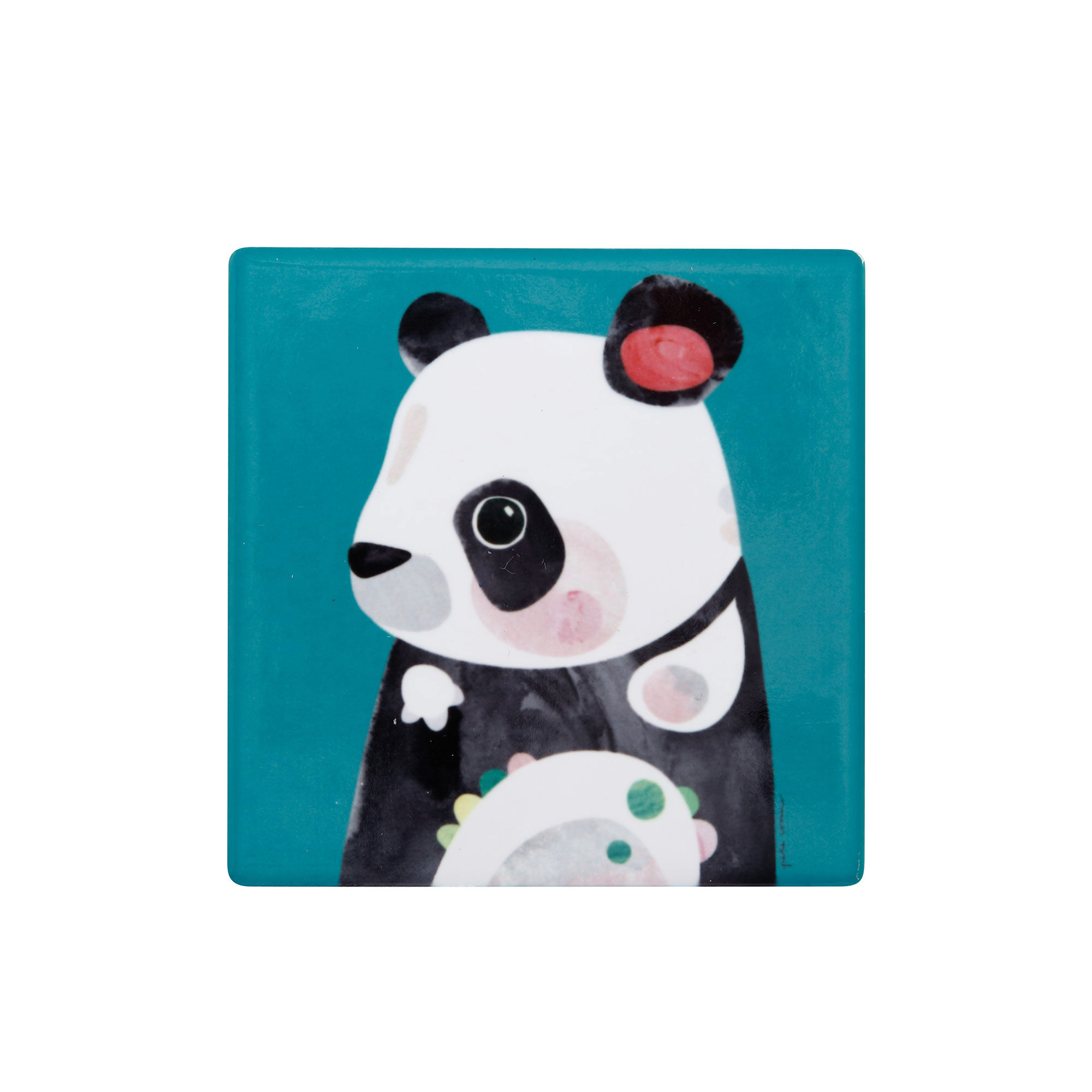 Maxwell & Williams Pete Cromer Wildlife Coaster Panda