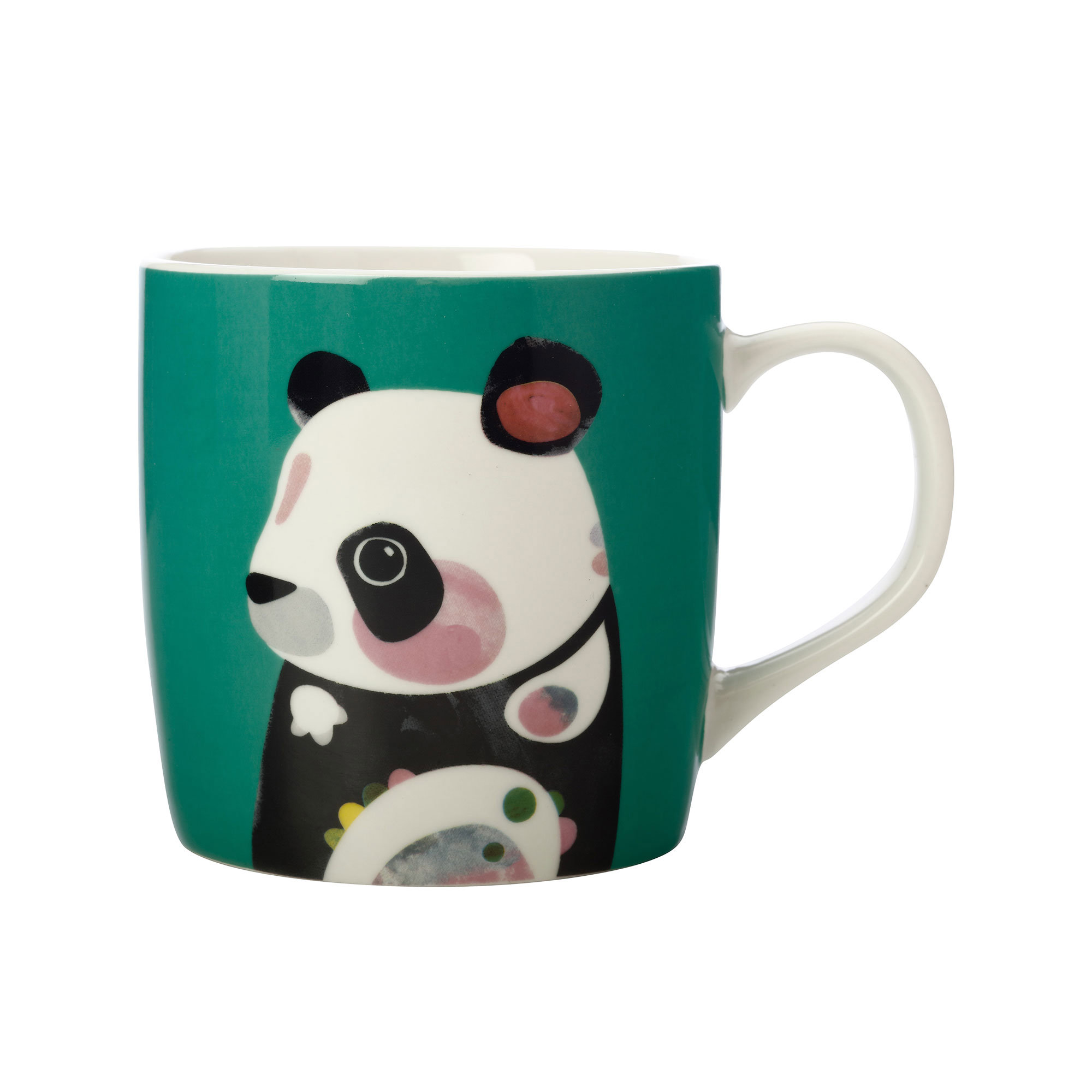 Maxwell & Williams Pete Cromer Wildlife Mug 375ml Panda