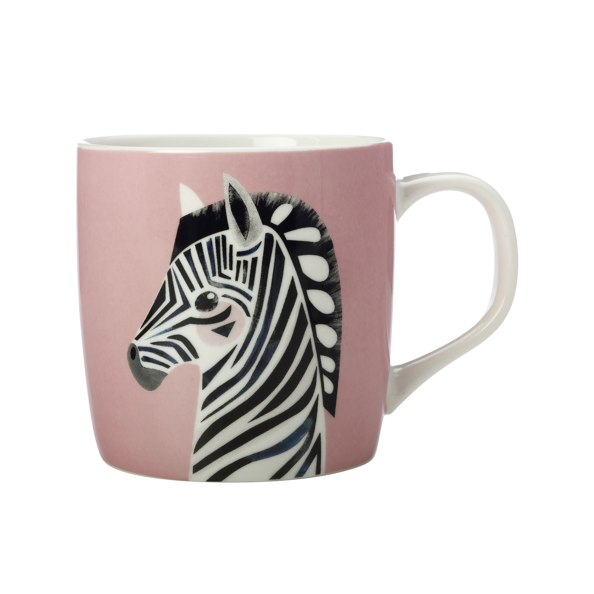 Maxwell & Williams Pete Cromer Wildlife Mug 375ml Zebra