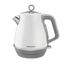 Morphy Richards Evoke Jug <b>Kettle</b> 1.5L White