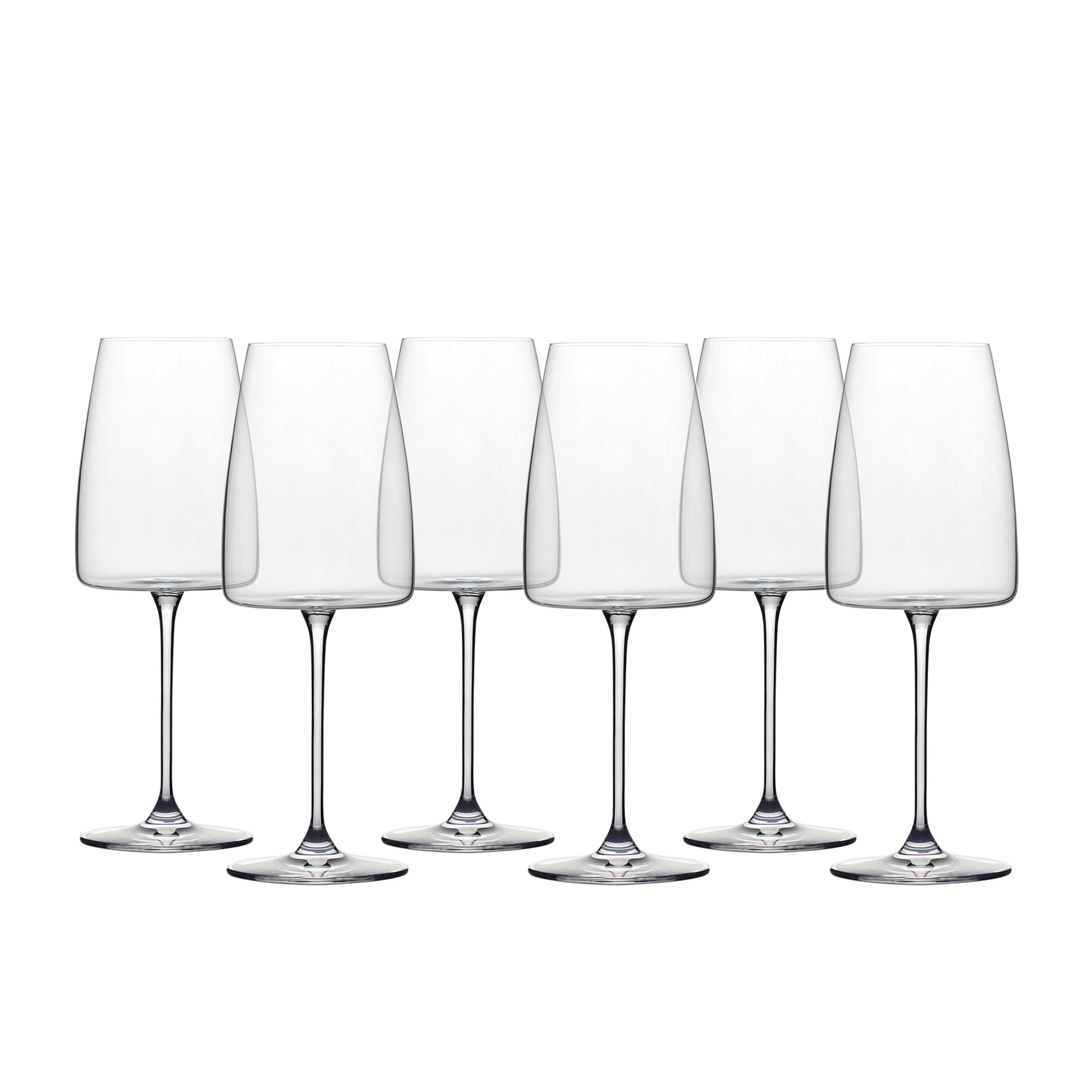 Noritake IVV Cortona 6pc Red Wine Glass Set 670ml