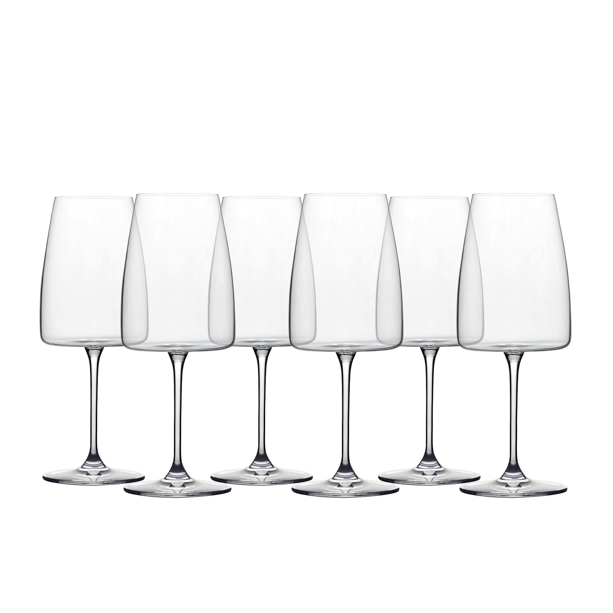 Noritake IVV Cortona 6pc White Wine Glass Set 510ml