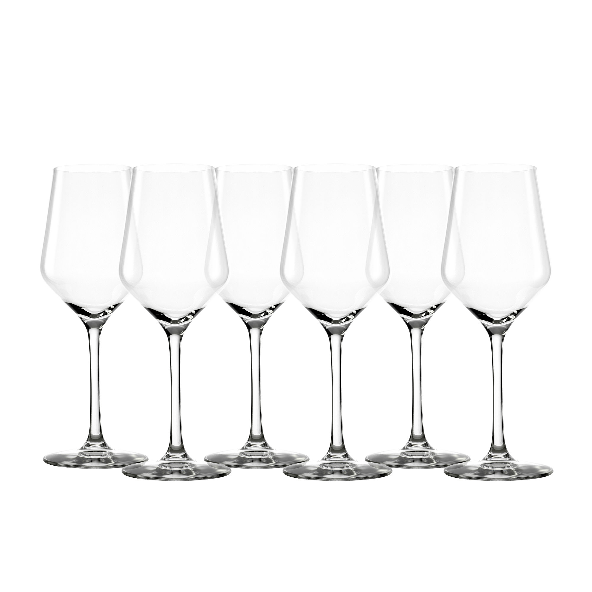 Noritake IVV Tasting Hour 6pc Red Wine Glass Set 490ml
