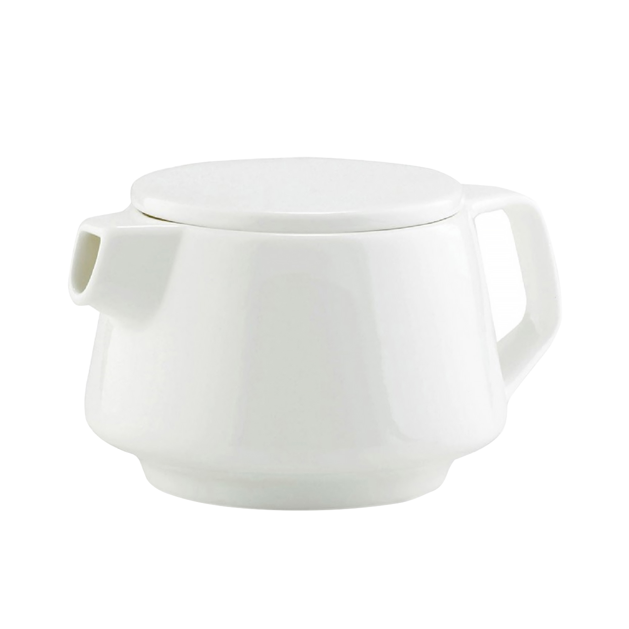 Noritake Marc Newson 2 Person Tea Pot 370ml White