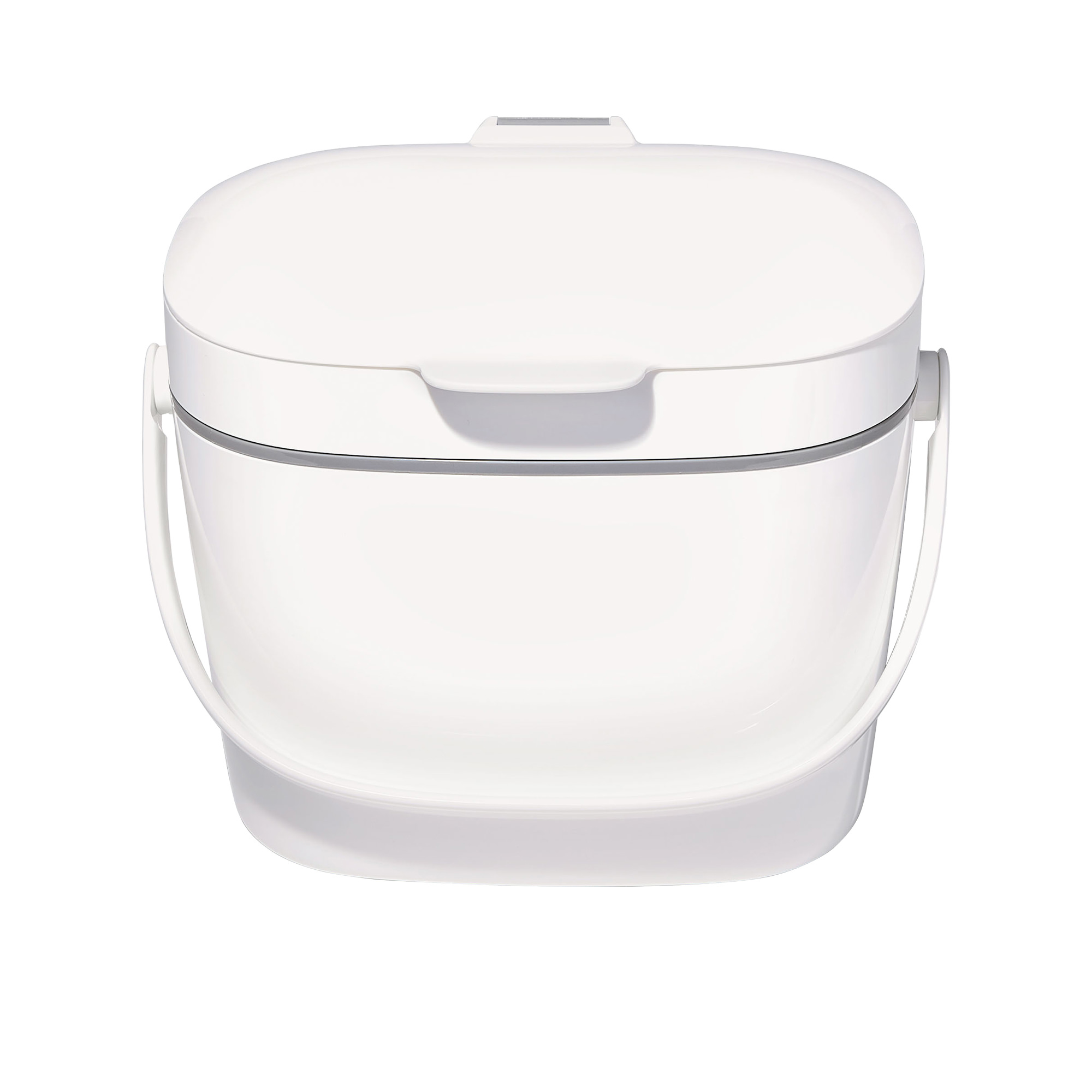 Oxo Good Grips Easy Clean Compost Bin 6.6L White