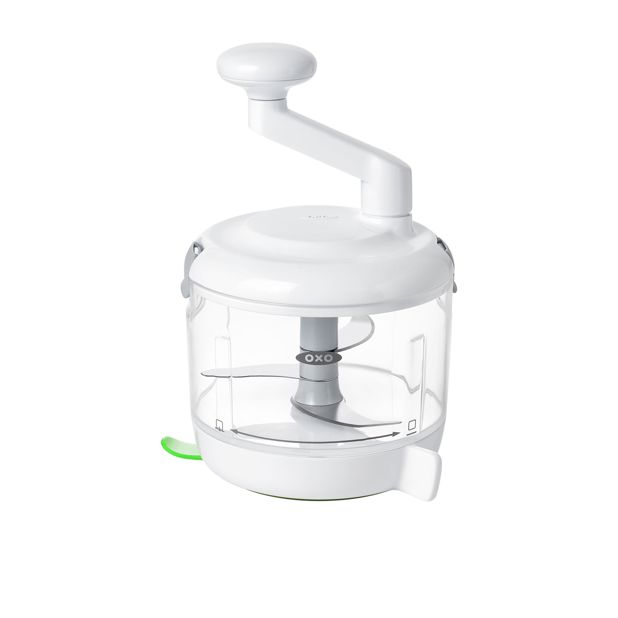 Oxo Good Grips One Stop Chop Manual Food Processor White