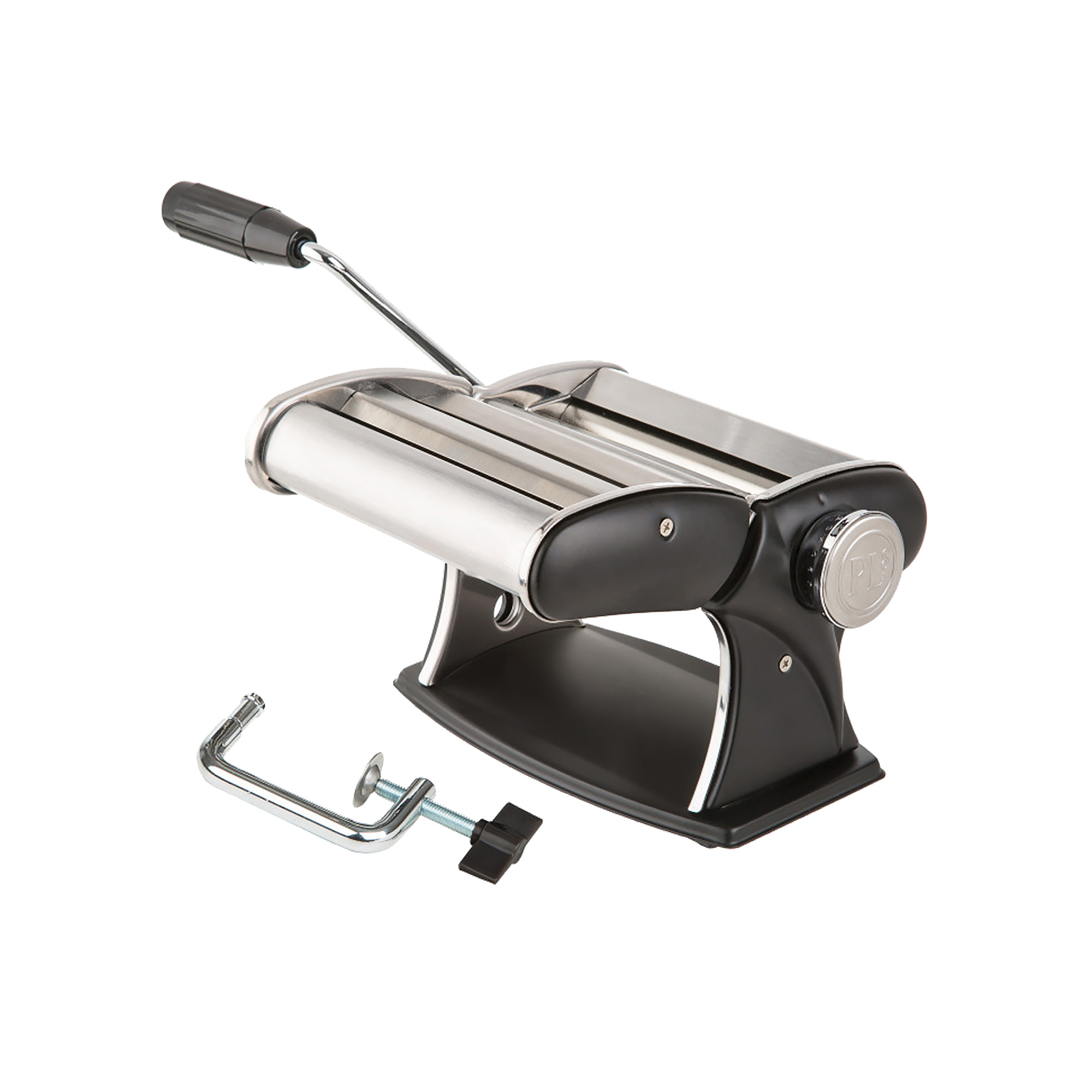 Progressive PL8 Professional Pasta Machine Black