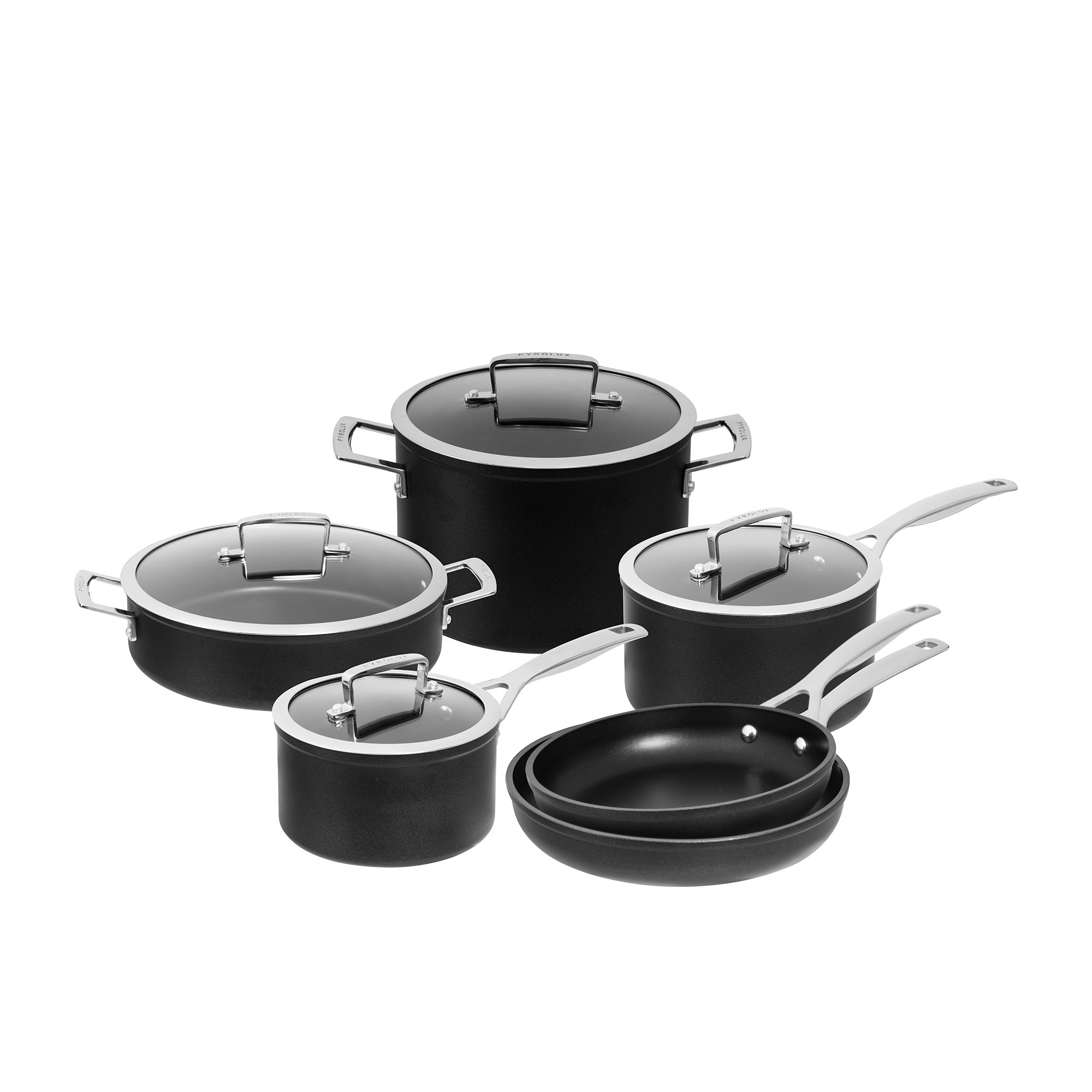 Pyrolux Ignite 6pc Cookware Set