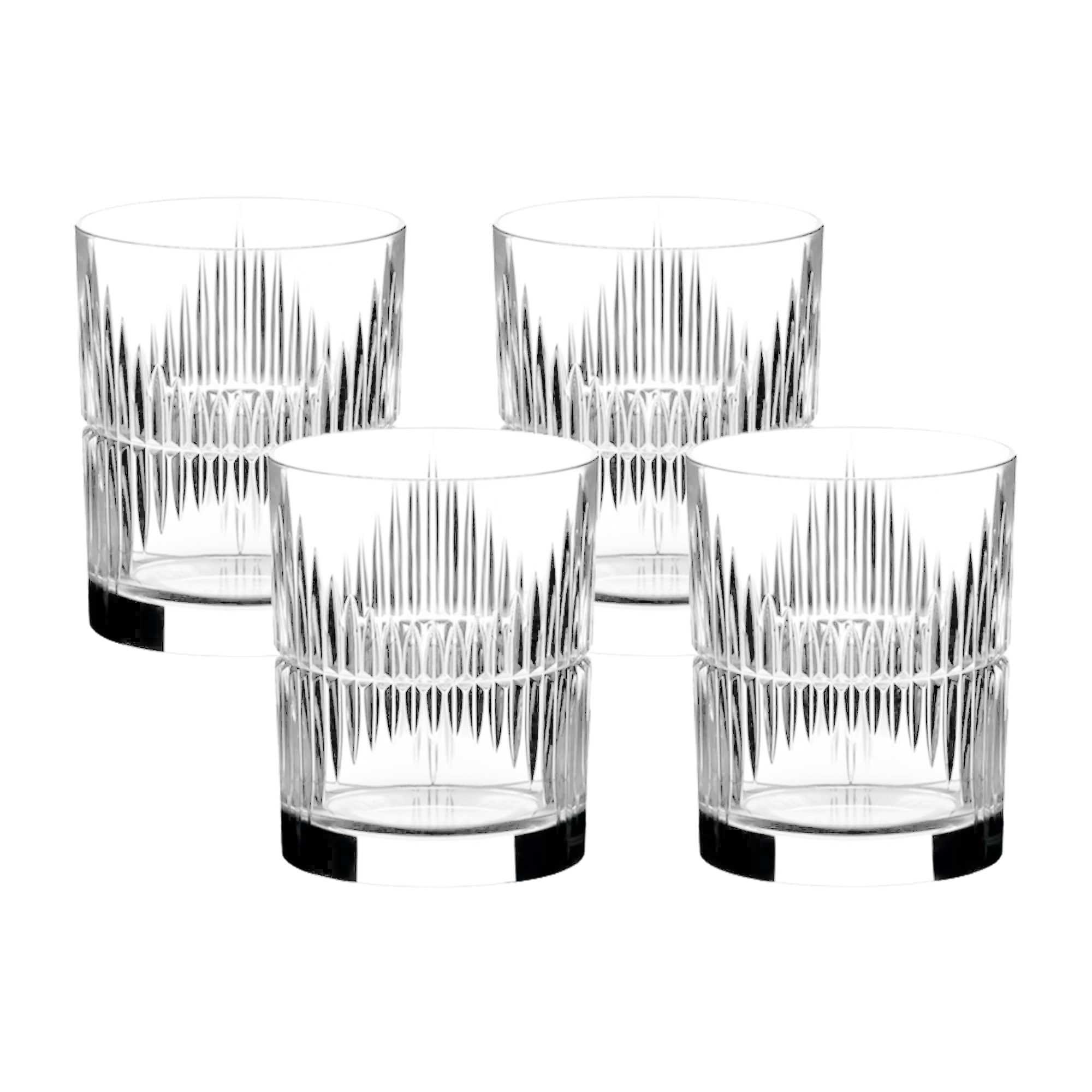 Riedel 4pc Mixing Rum Glass