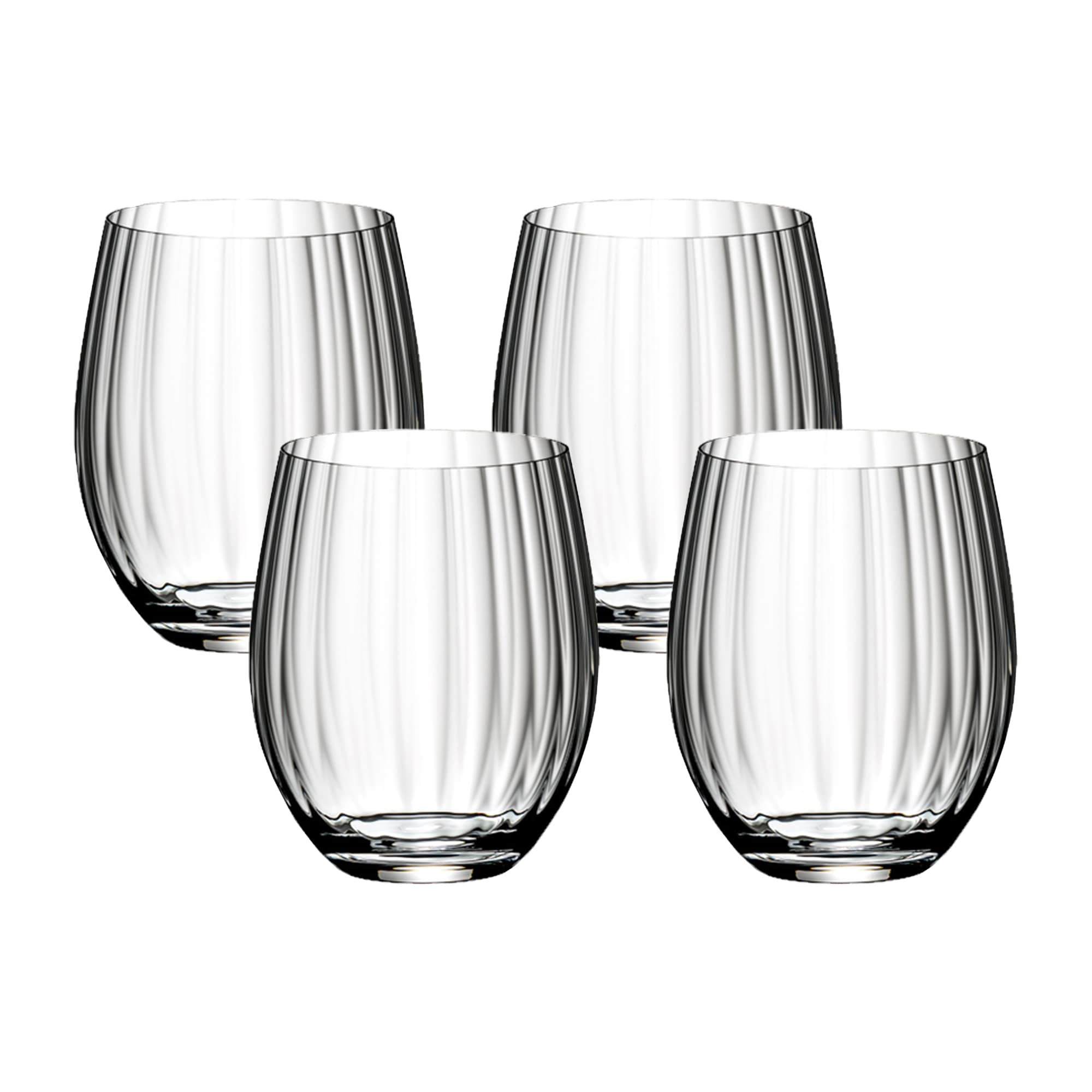 Riedel 4pc Mixing Tonic Glass
