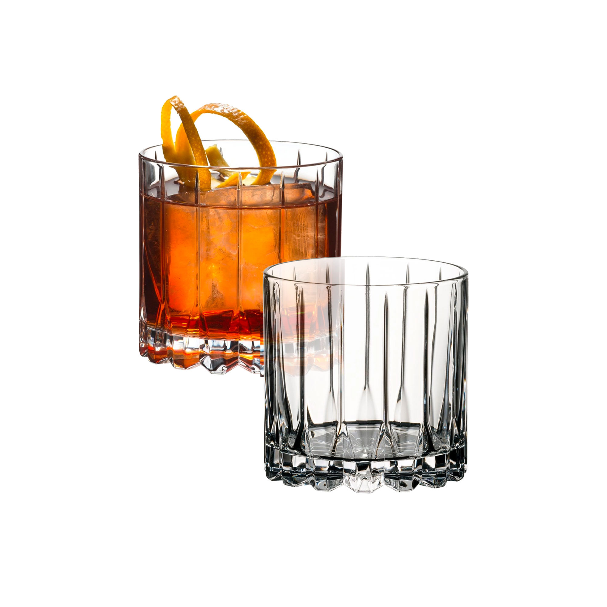 Riedel Drink Specific Rocks Glass 283ml 2pc