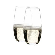 Riedel 'O' Series Tumbler <b>Champagne</b> Glass 2pc